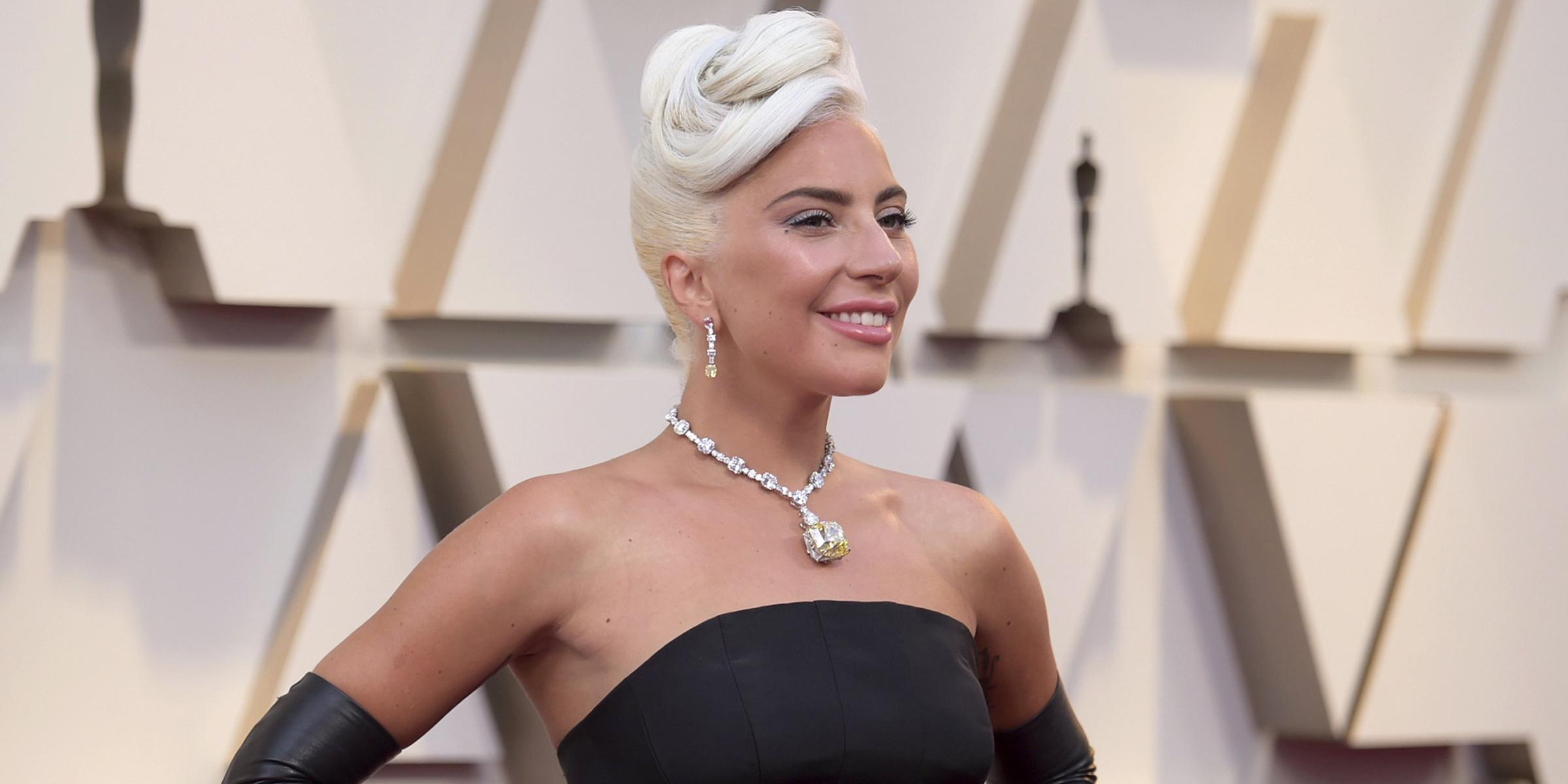 Oscar necklace