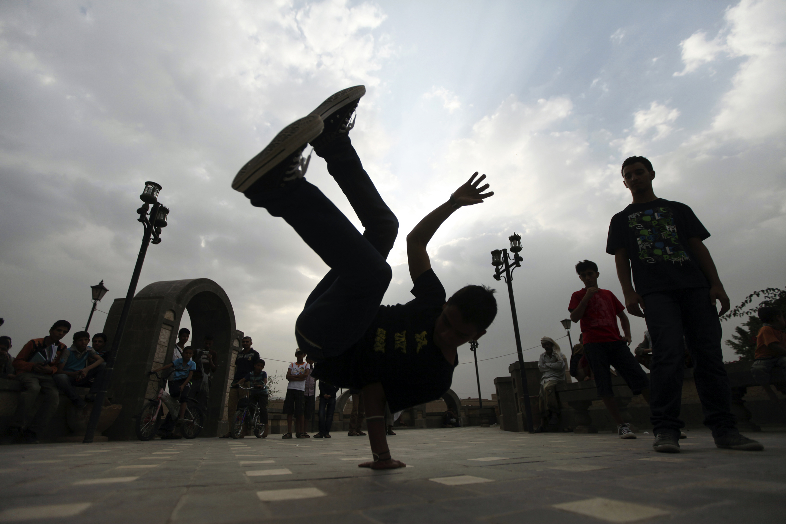 Breakdancing being considered for 2024 Olympics