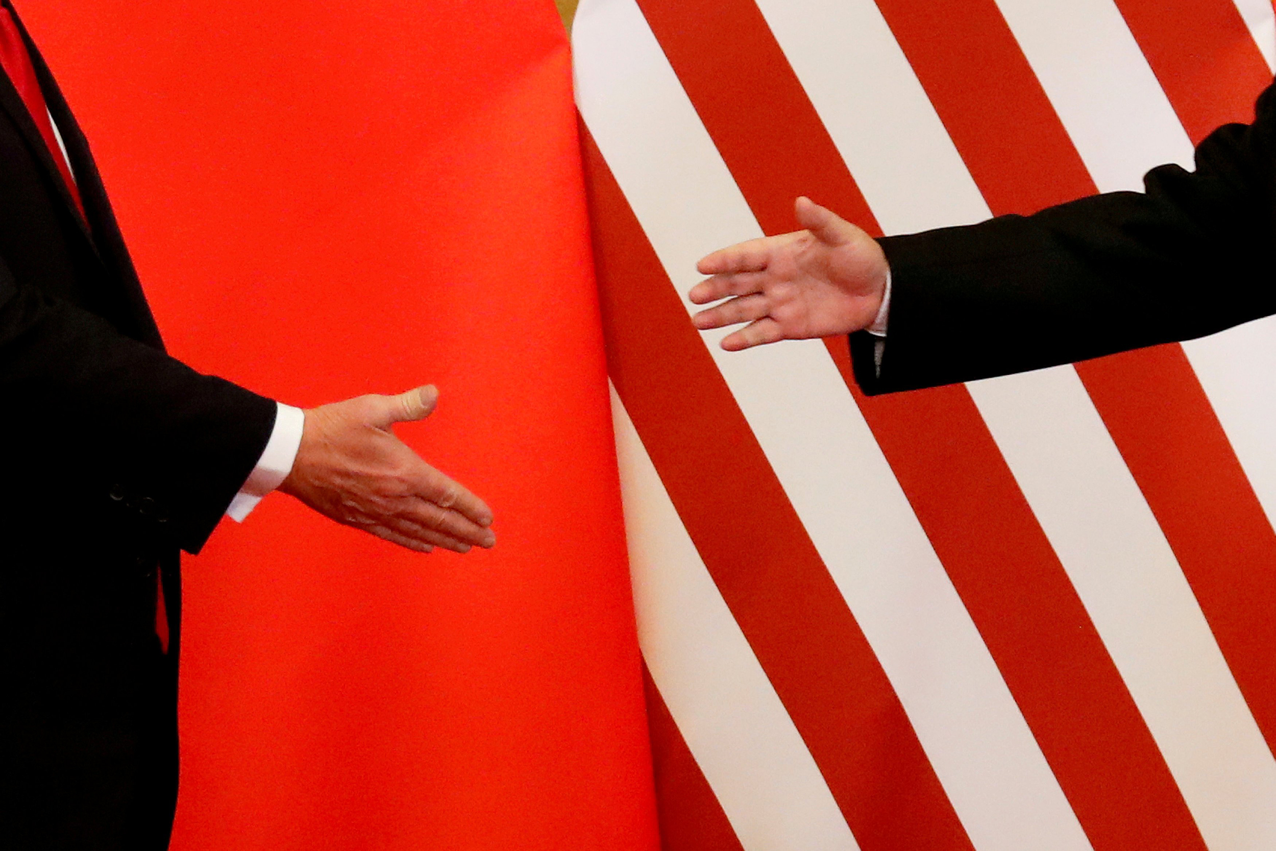 No longer a simple tit-for-tat: China is ready to endure — and inflict — real pain on the U.S.