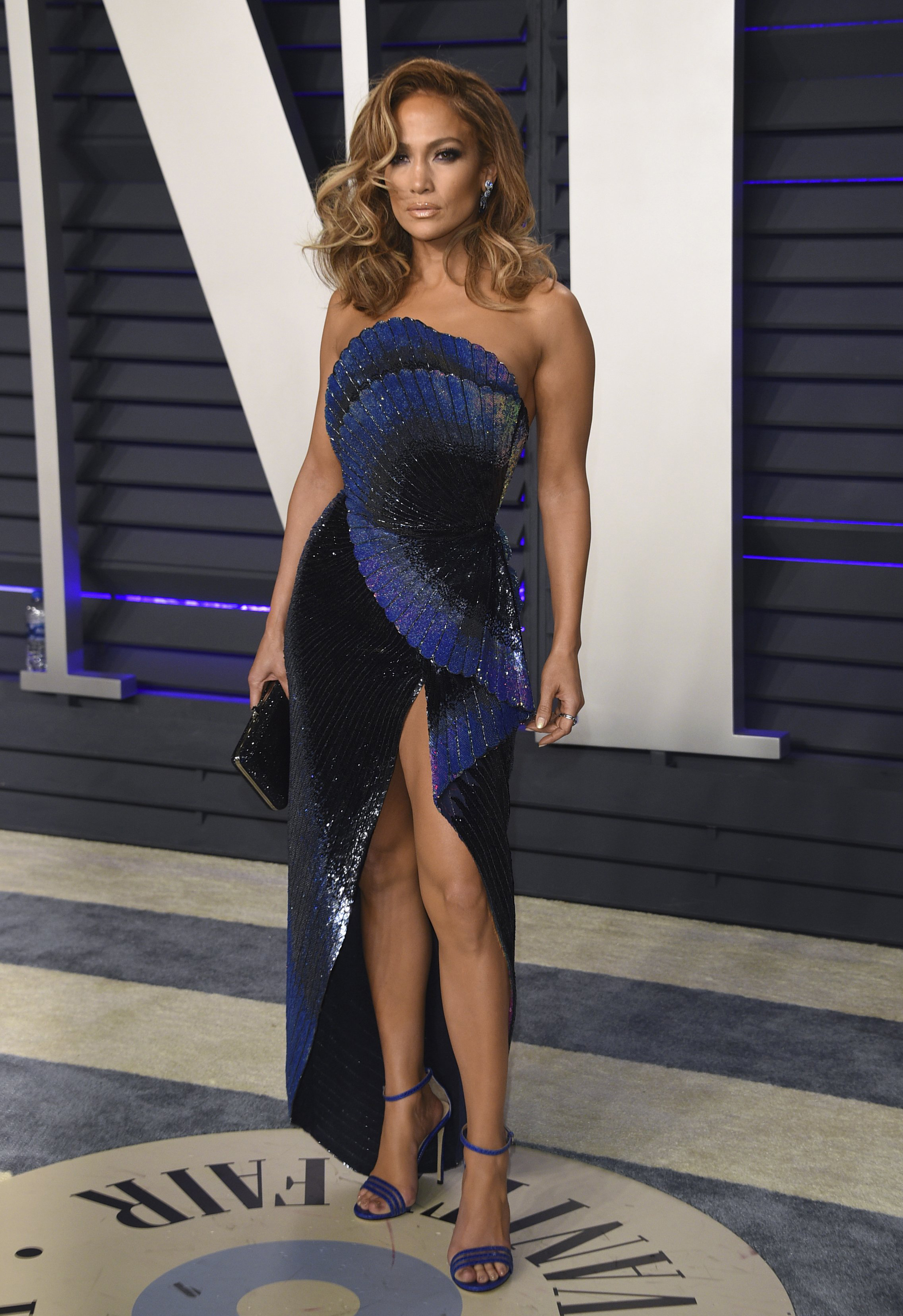 Vanity Fair Oscar Party 2019 Best Dresses Looks From The After Party