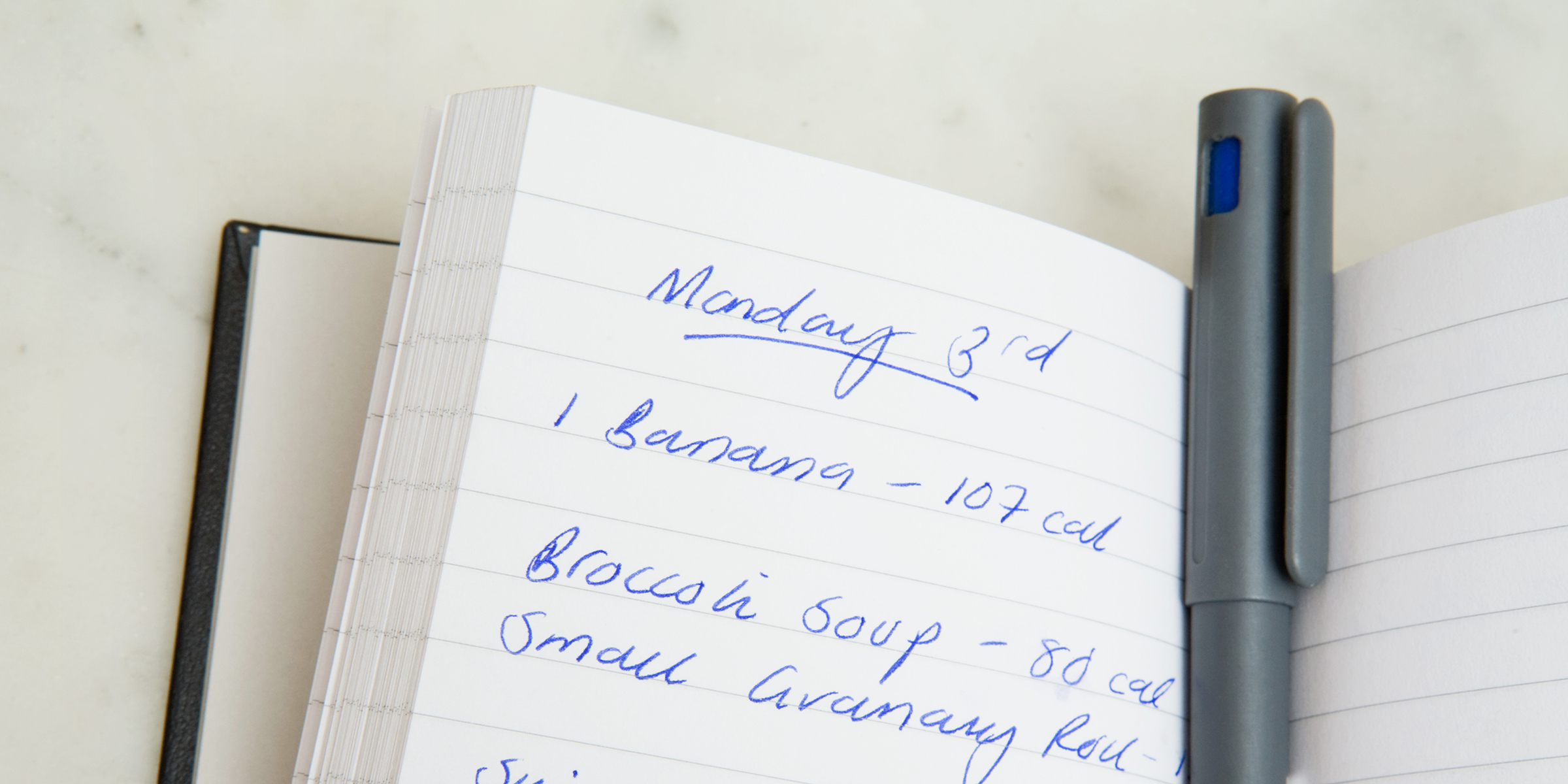 How to start a food journal: Why it works and only takes 15 minutes