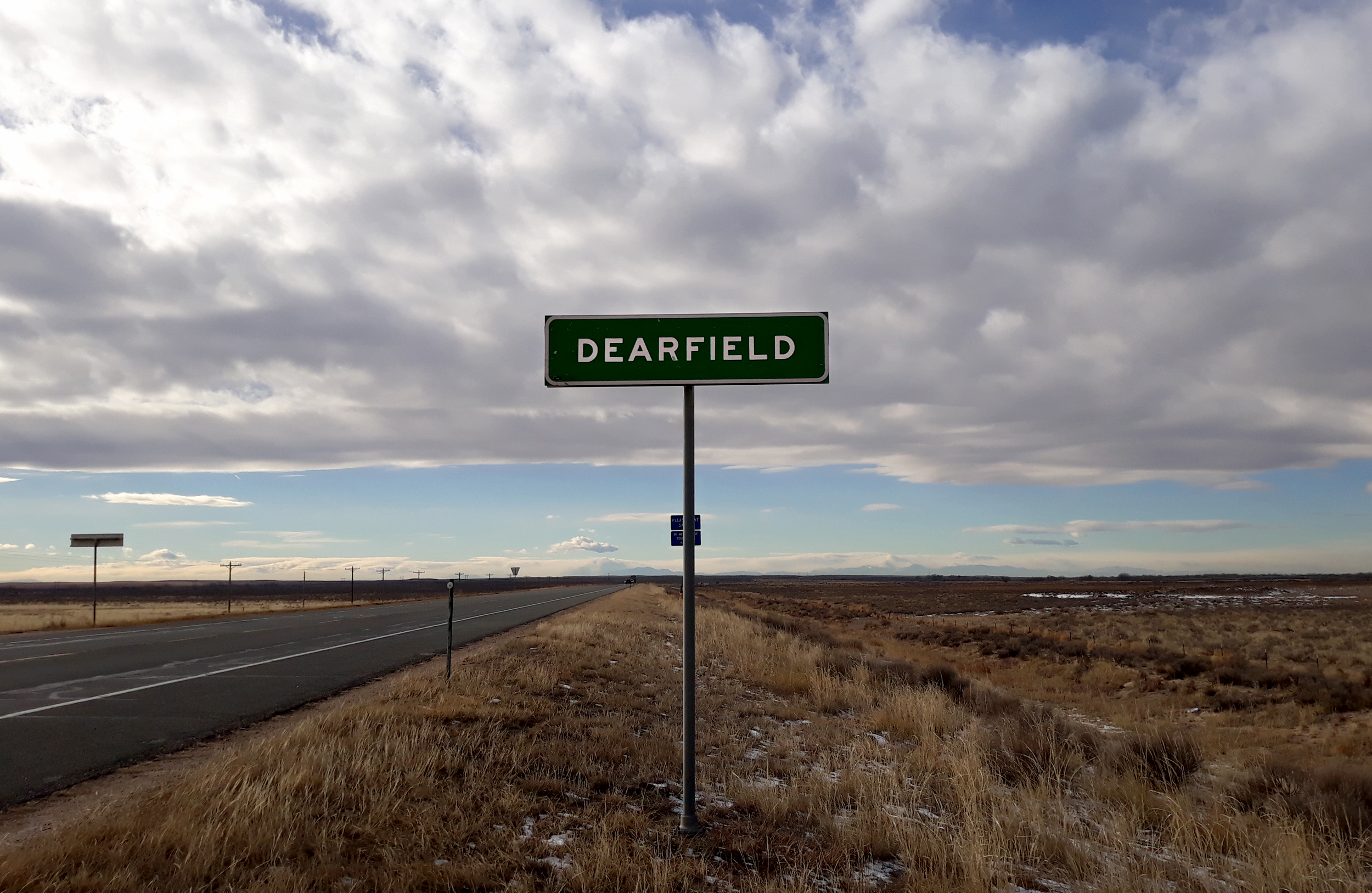 Inside Dearfield, a Colorado ghost town that was once a bustling all-black settlement