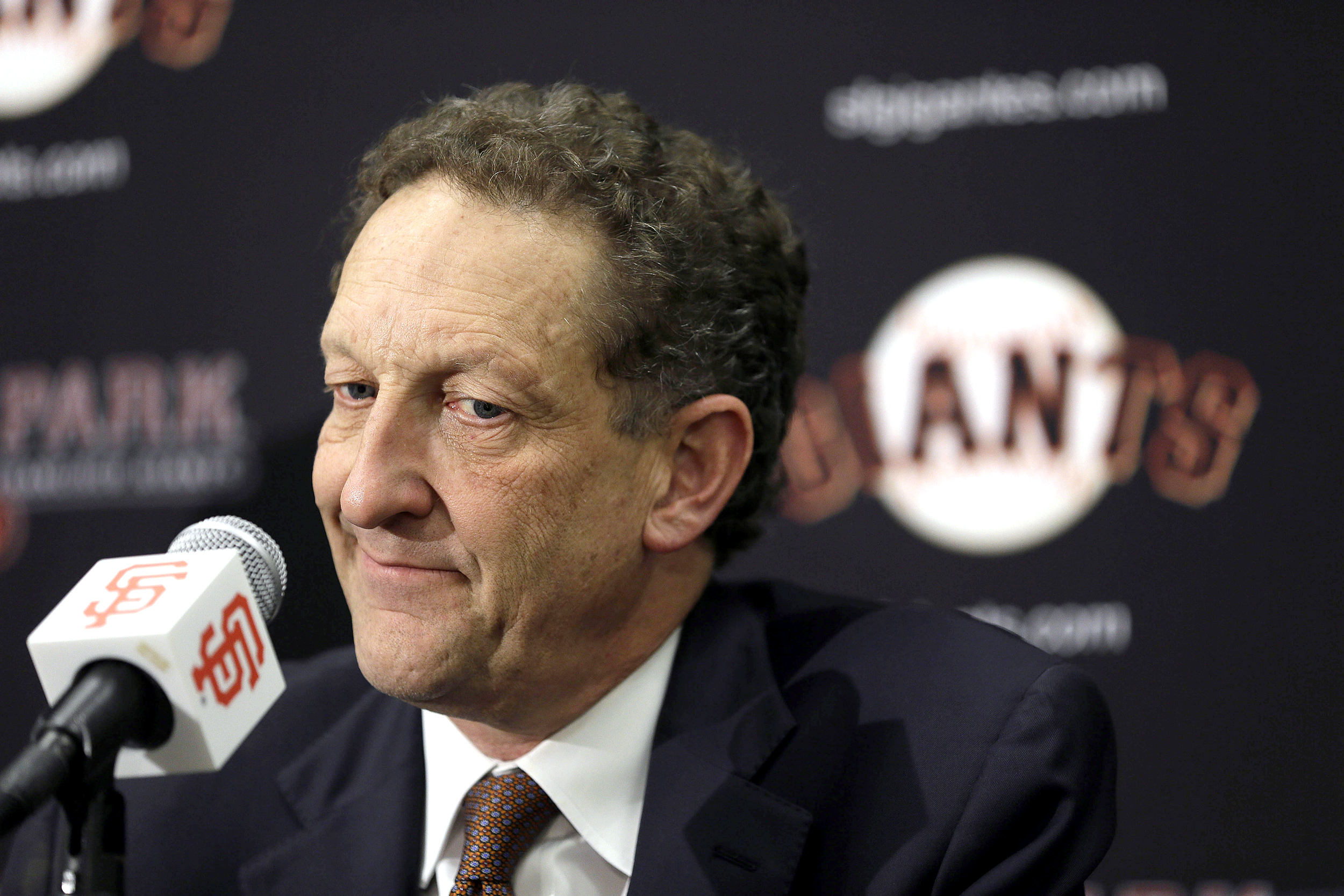 San Francisco Giants CEO will not be charged in altercation with wife