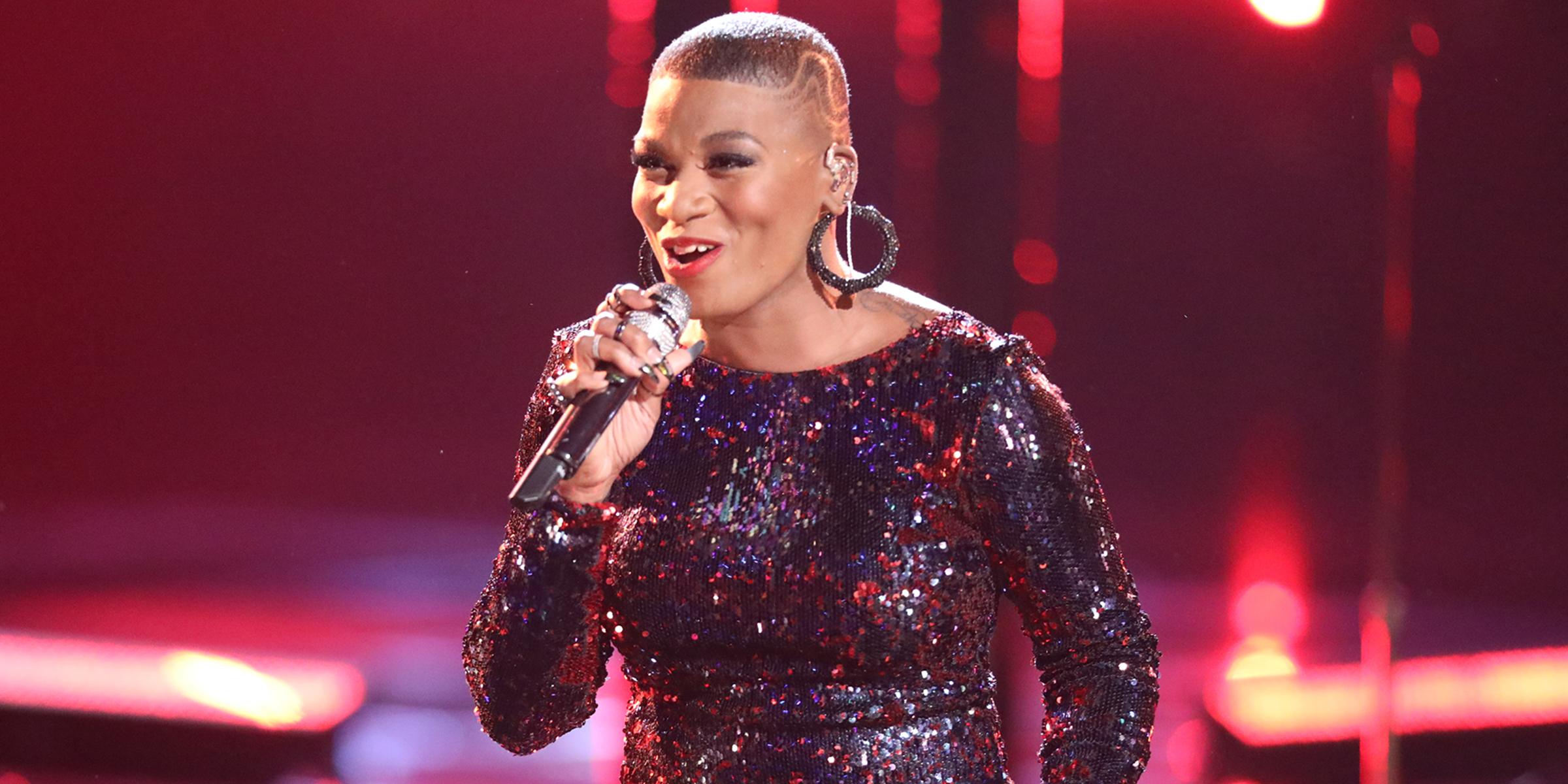 Voice' contestant Janice Freeman, 33, dies from pneumonia