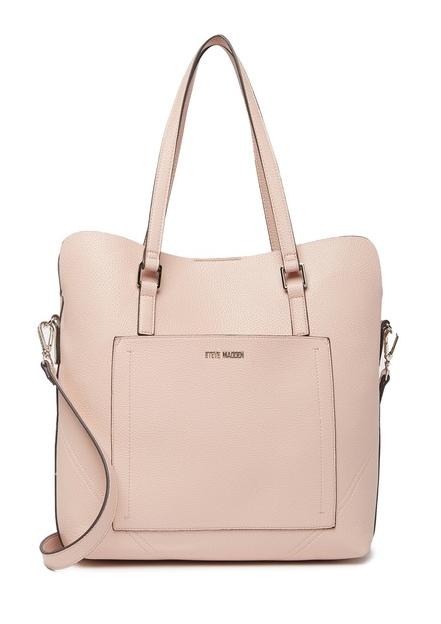 Extra Large Handbag For Women Tote Shoulder Ladies Bag Faux Leather Designer New