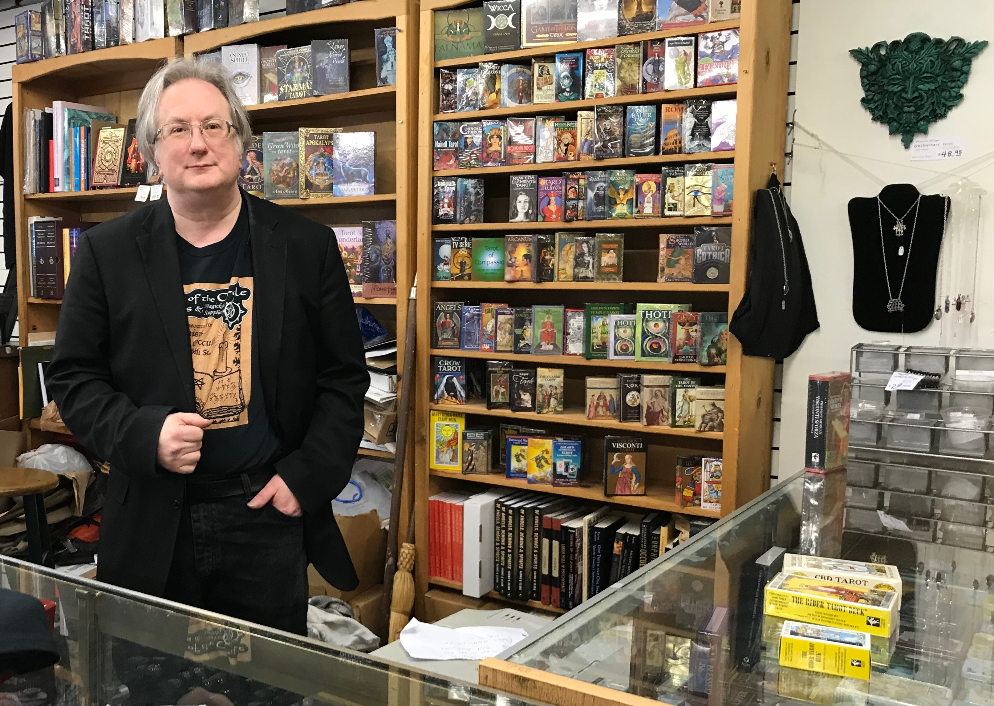In the age of Amazon, spiritual and religious bookstores find a