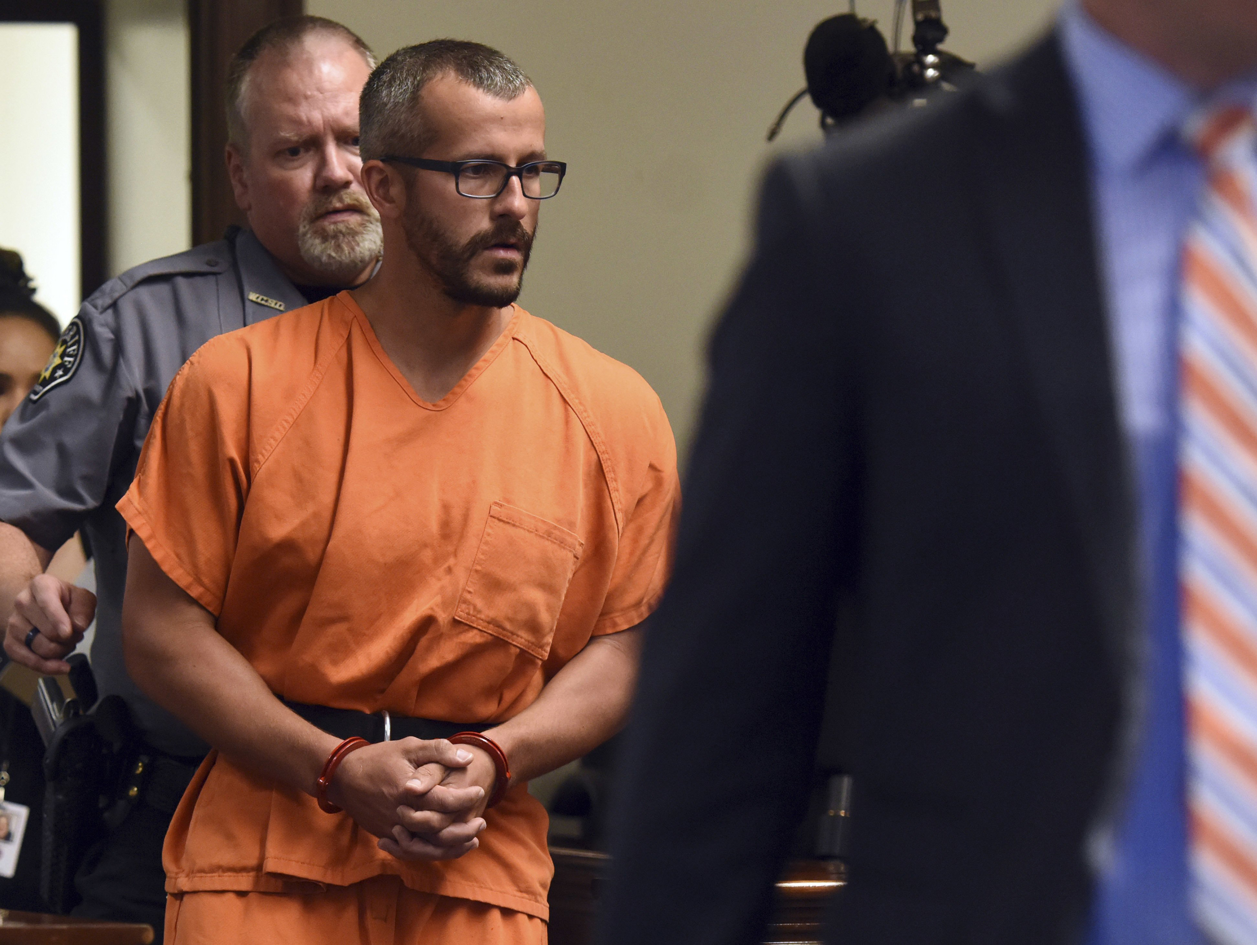 Bombshell' information from girlfriend of Chris Watts helped