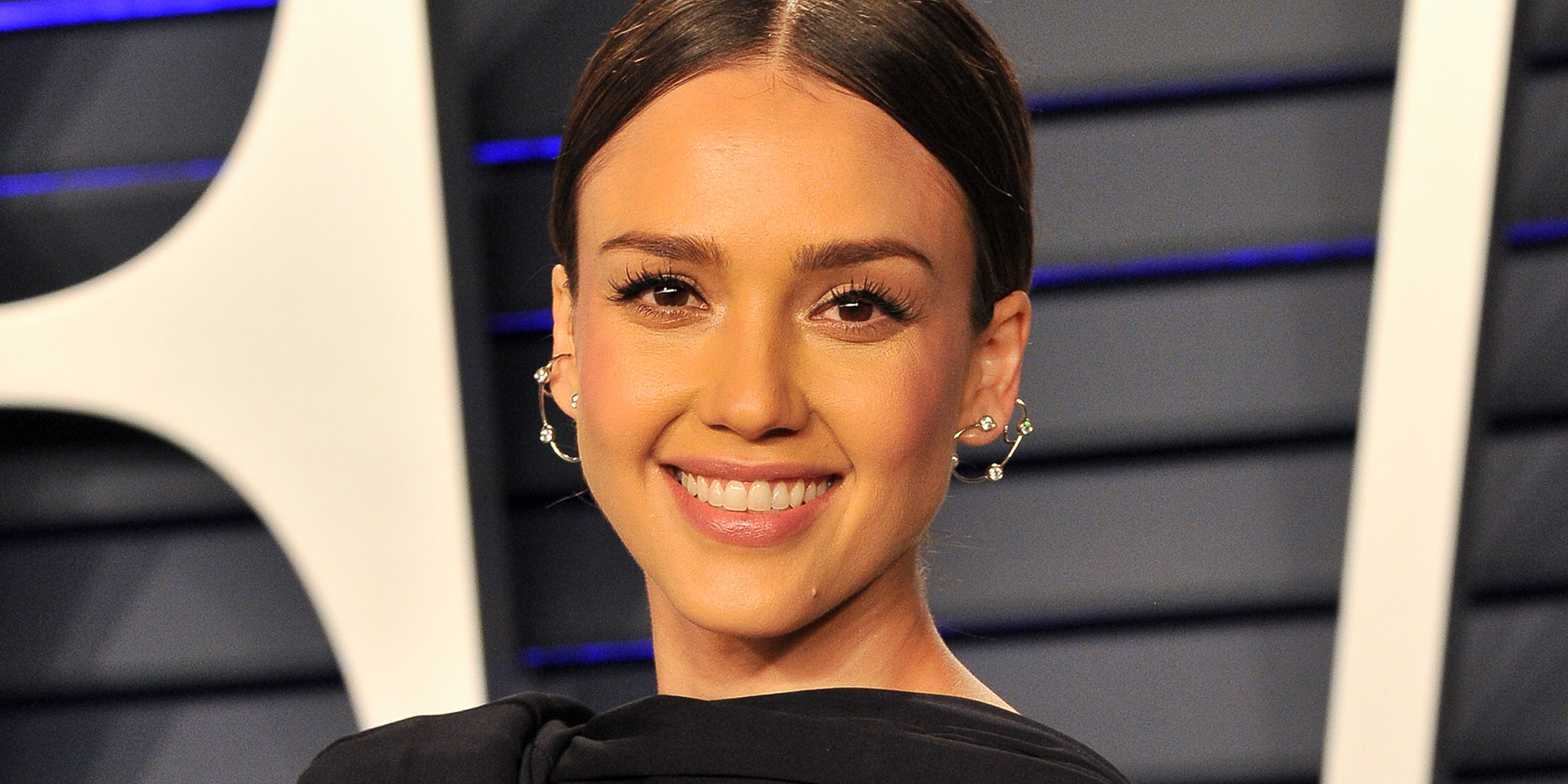 17be298f2 Jessica Alba shows off new astrology tattoos honoring her 3 kids