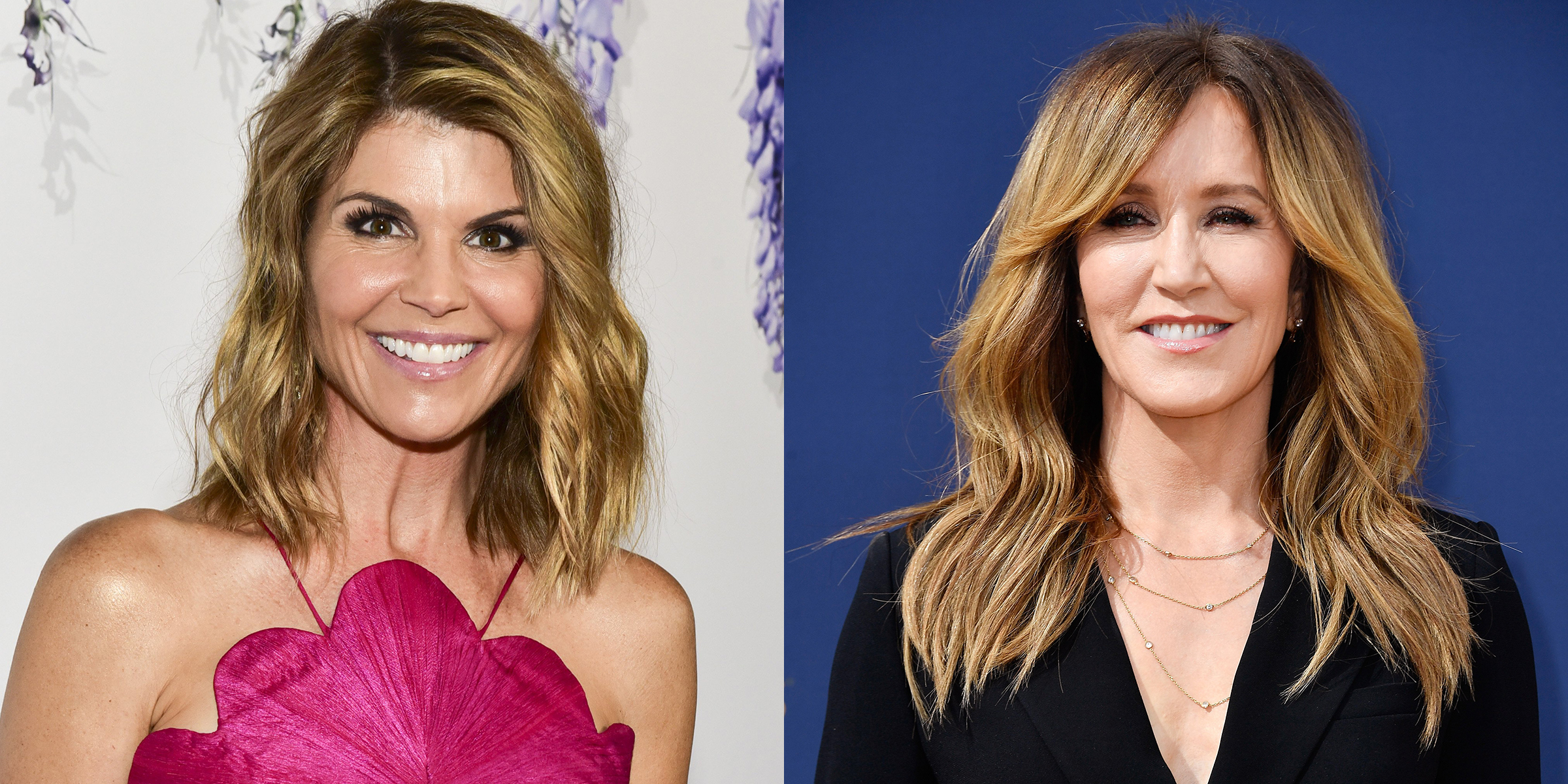 3ba341dc7bf Could Lori Loughlin and Felicity Huffman go to jail for college cheating  scandal?