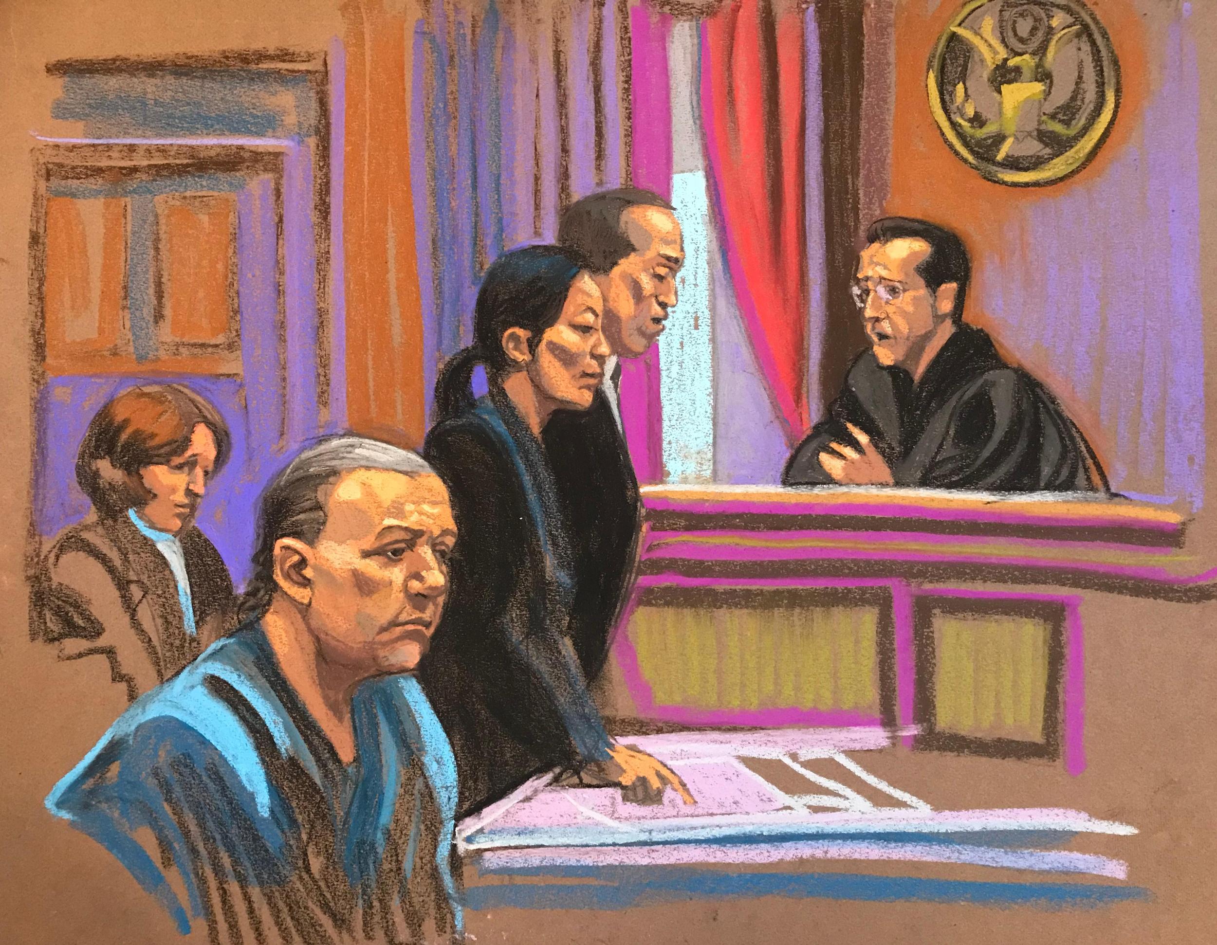 Mail bomb suspect Cesar Sayoc to plead guilty in spree targeting Obama, De Niro, CNN