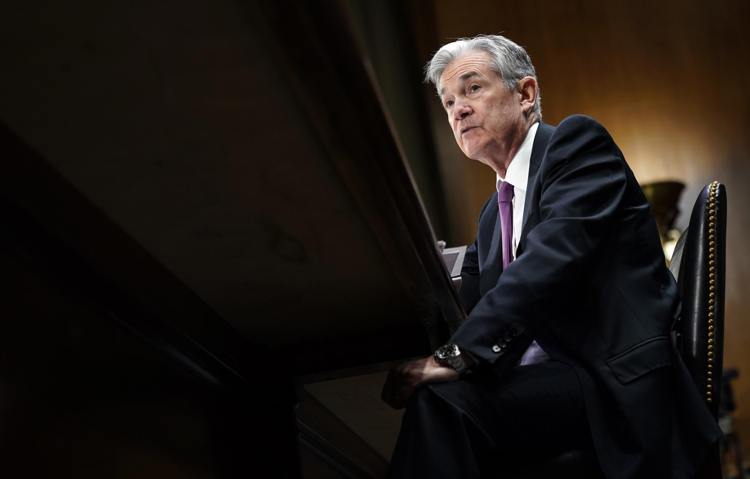 Wall Street awaits latest Fed decision on rate hike amid global slowdown