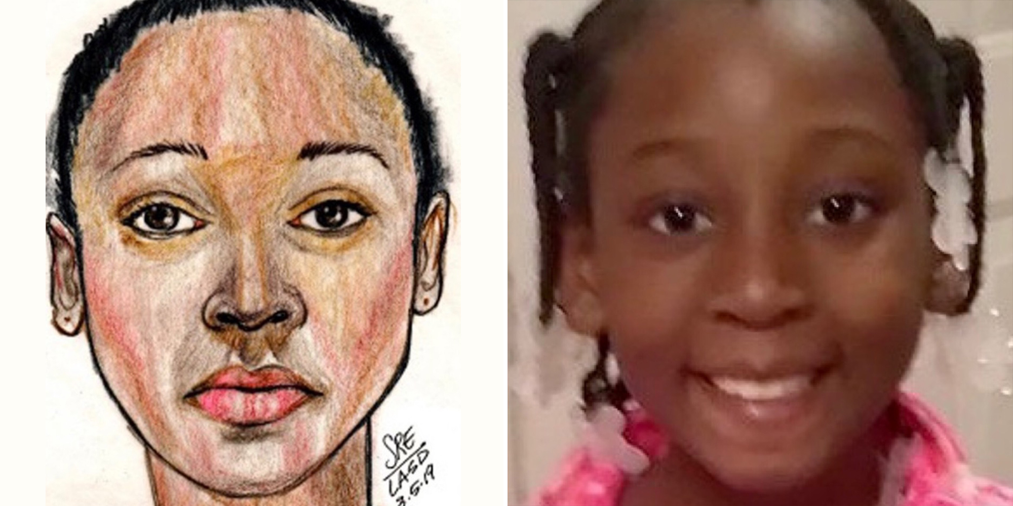 Mother of 9-year-old girl found in duffel bag faces murder charge