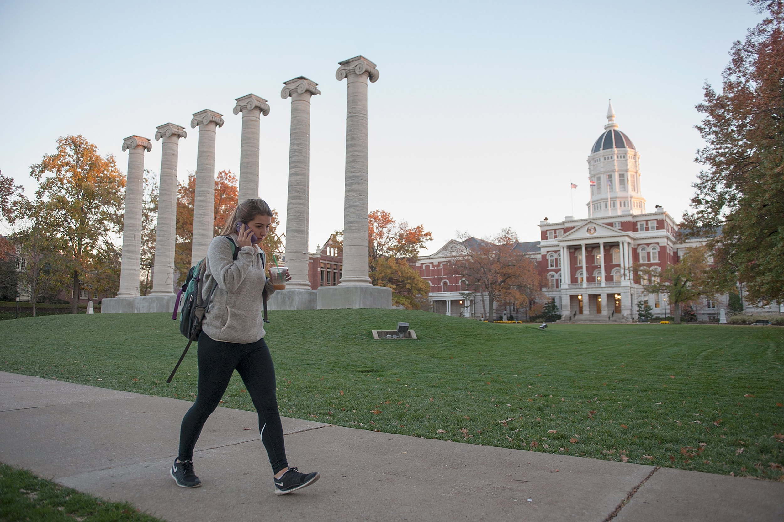 University of Missouri police officer fired for blackface photo