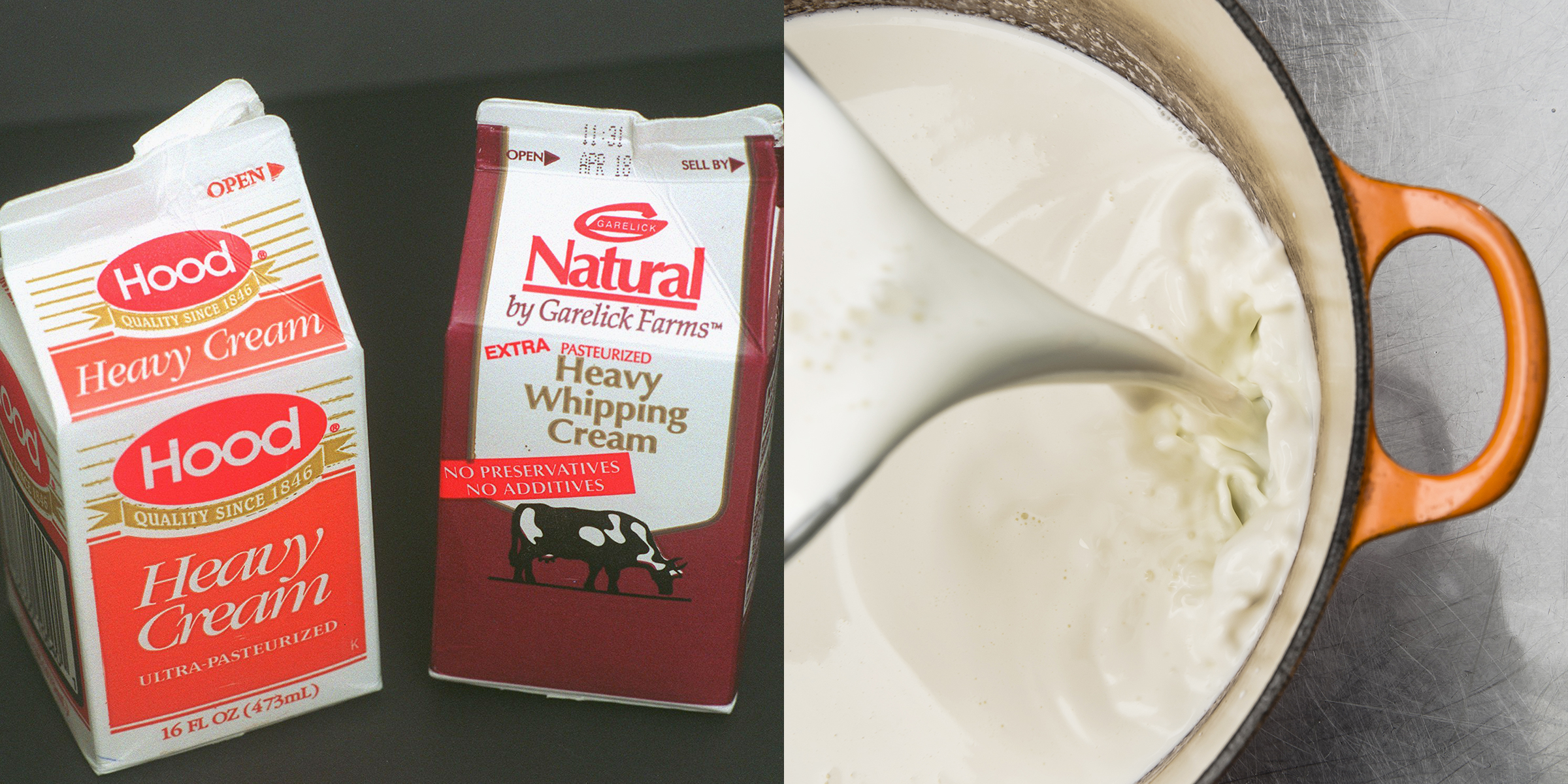 What S The Difference Between Heavy Cream And Whipping Cream