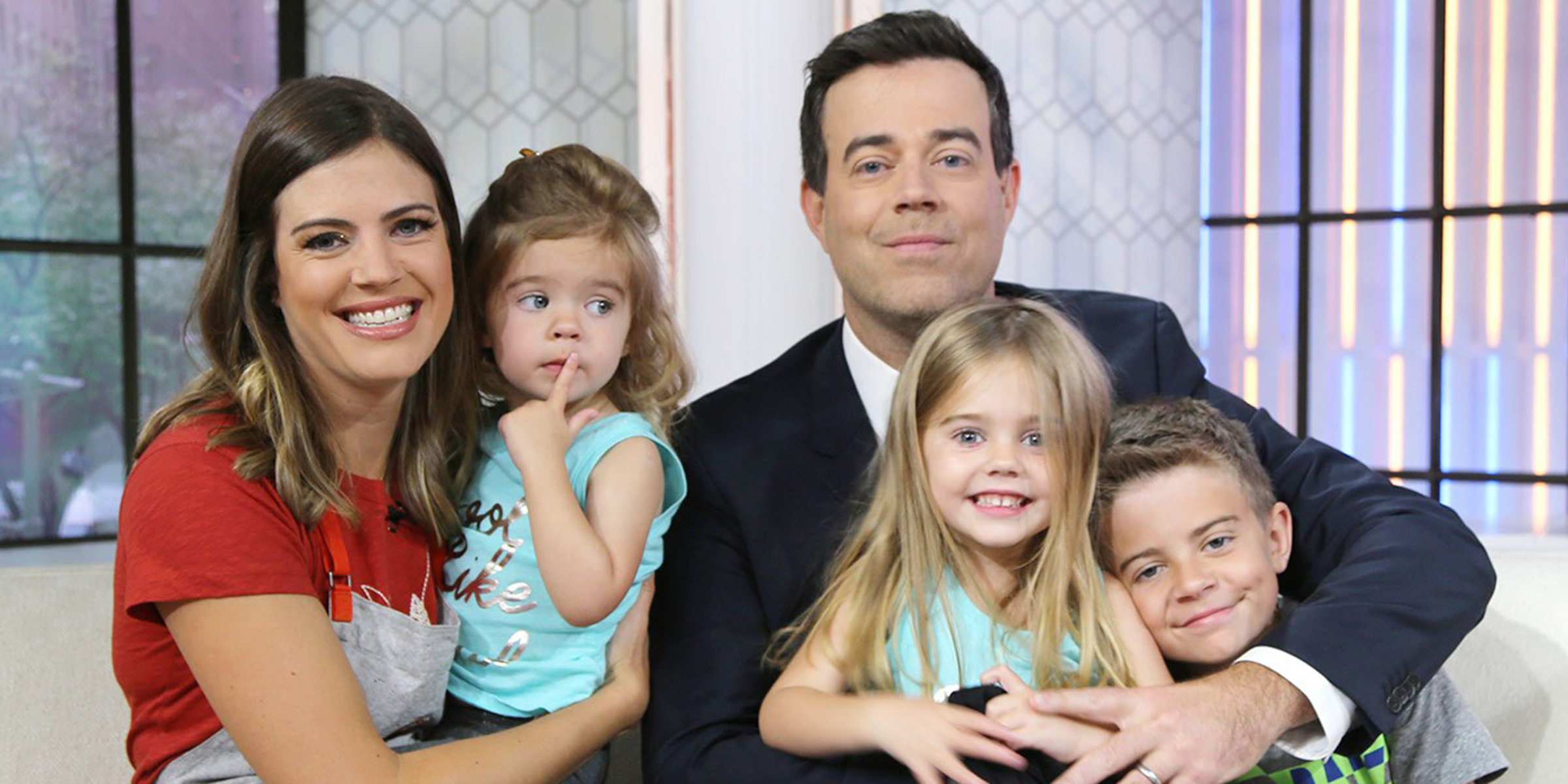 Carson Daly shares the personal reason he fears loving his kids 'too much'