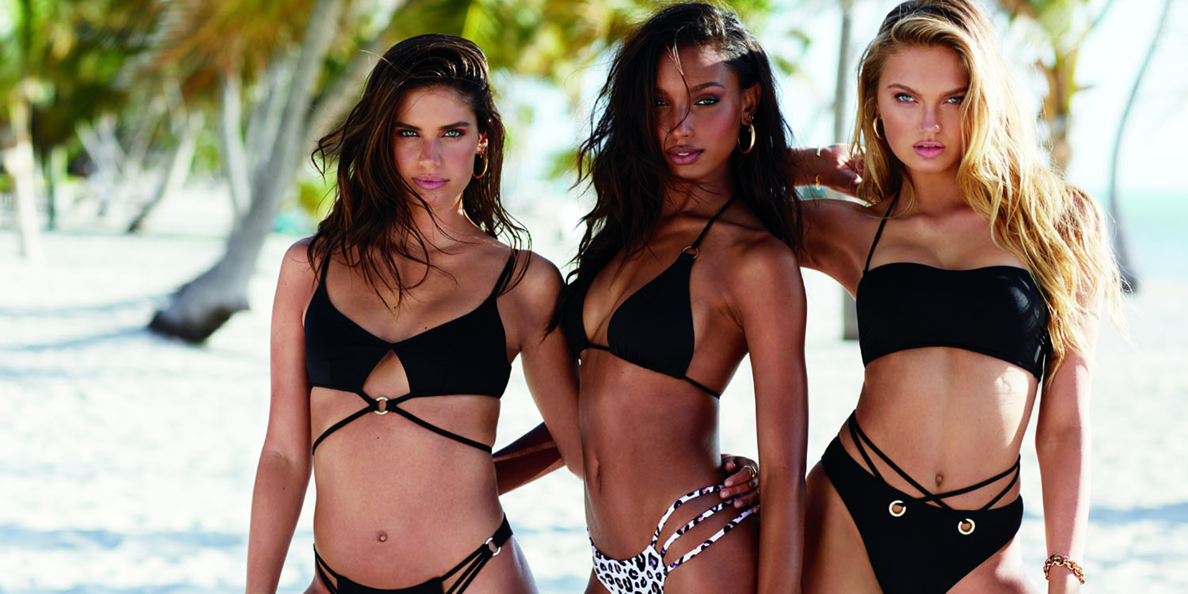 10c1a1f50d2 Victoria's Secret 2019 swimwear is back but sizes, prices are an issue