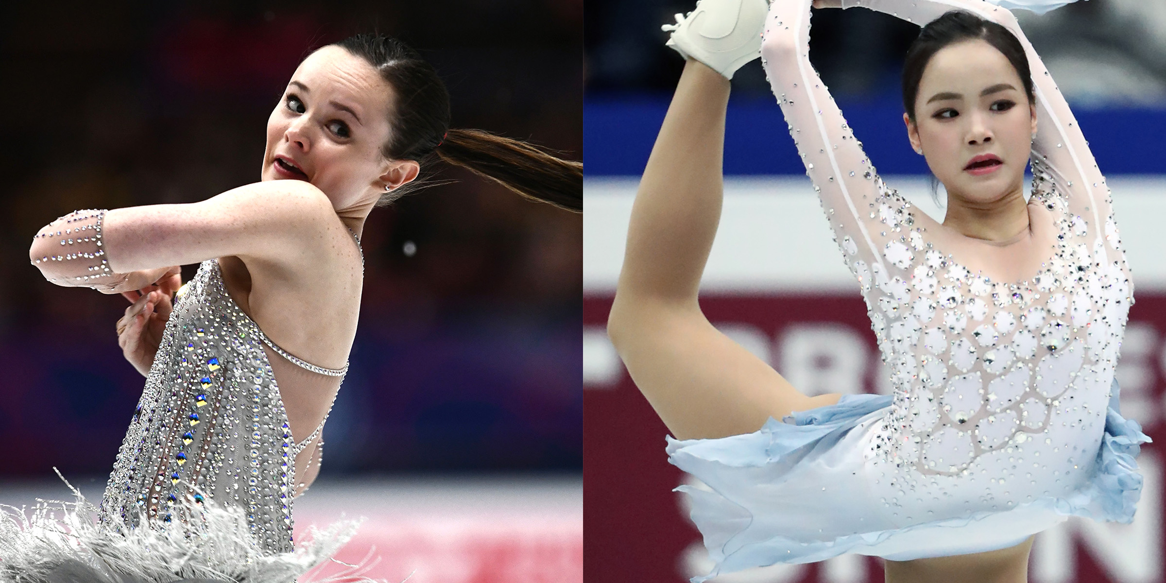 U.S. skater Mariah Bell accused of intentionally slashing rival with her skate