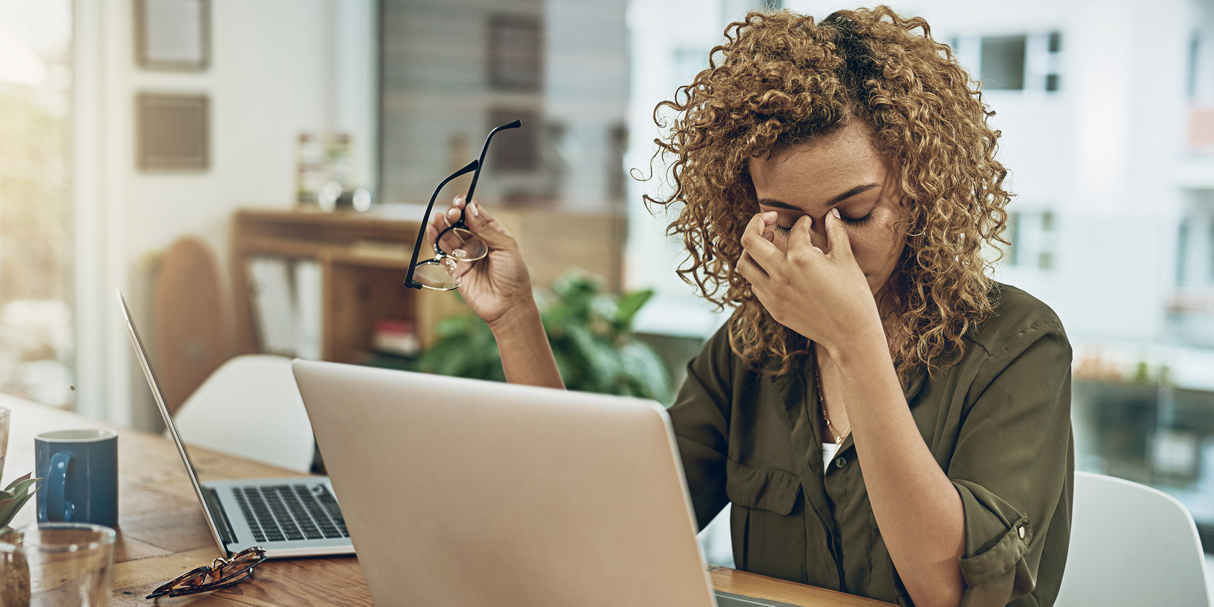 As 'chronic grind' causes more burnout some experts worry it's really depression