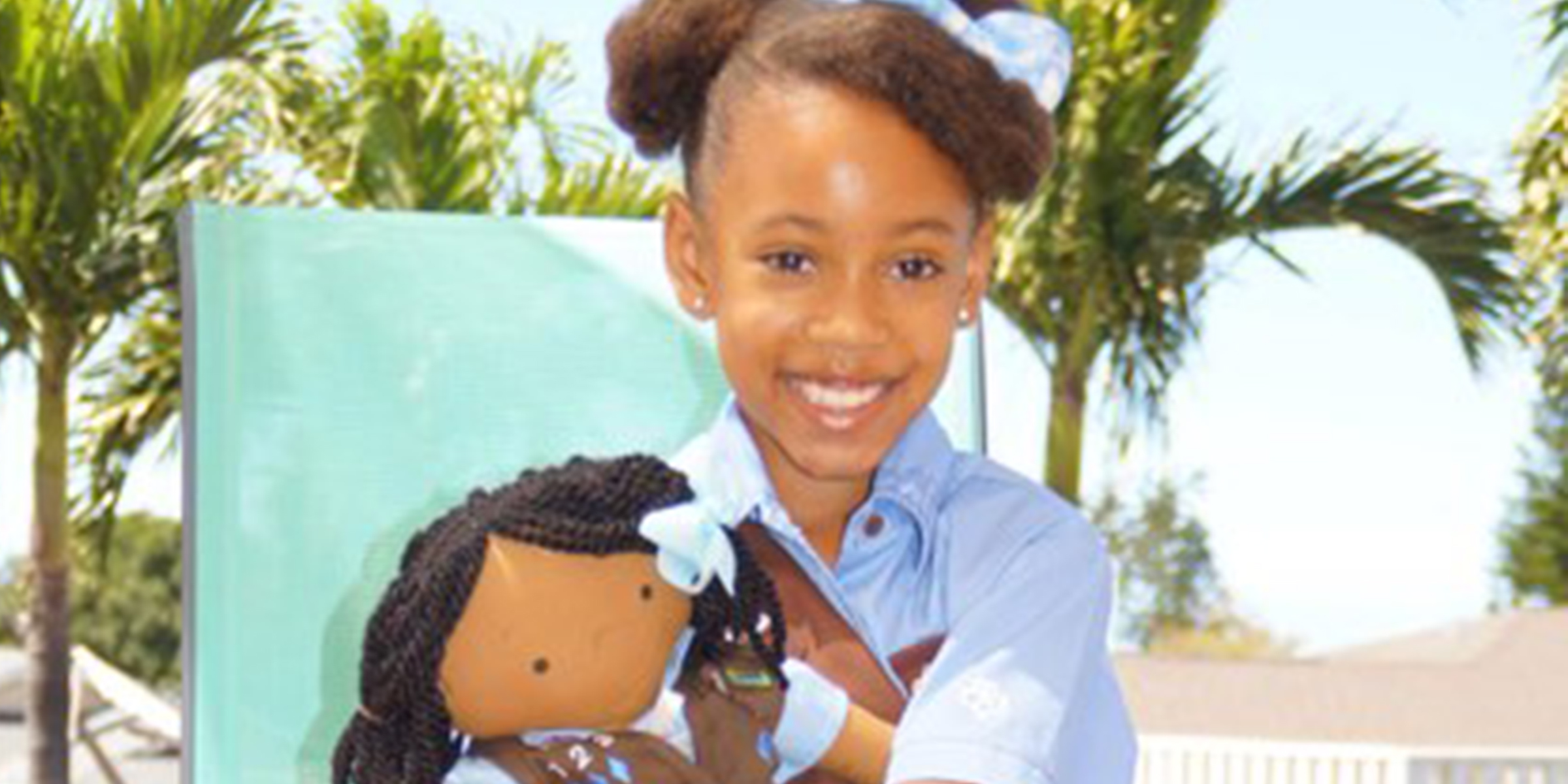 Kids with physical differences see themselves in A Doll Like Me