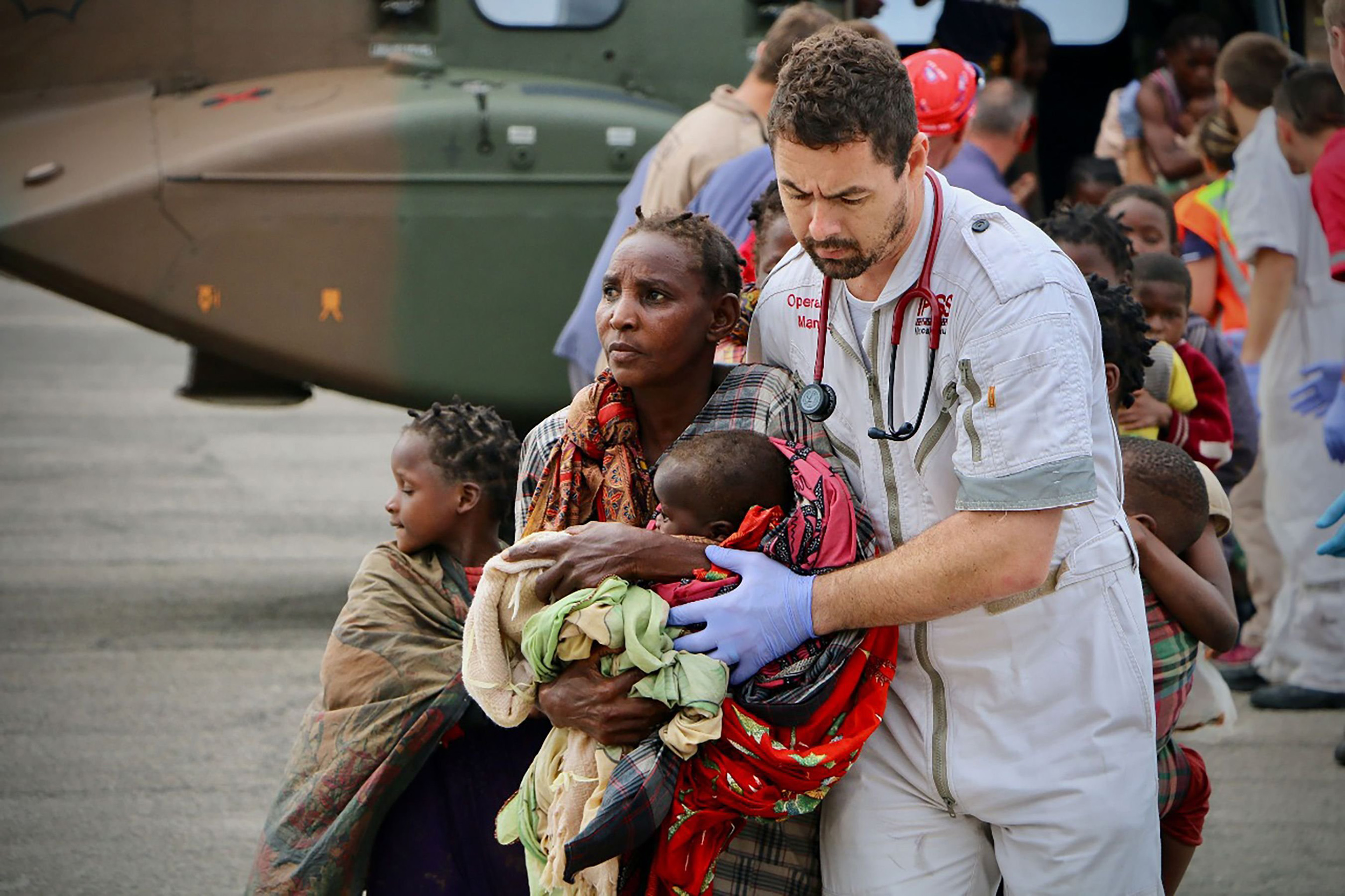 Image result for mozambique 3 days mourning
