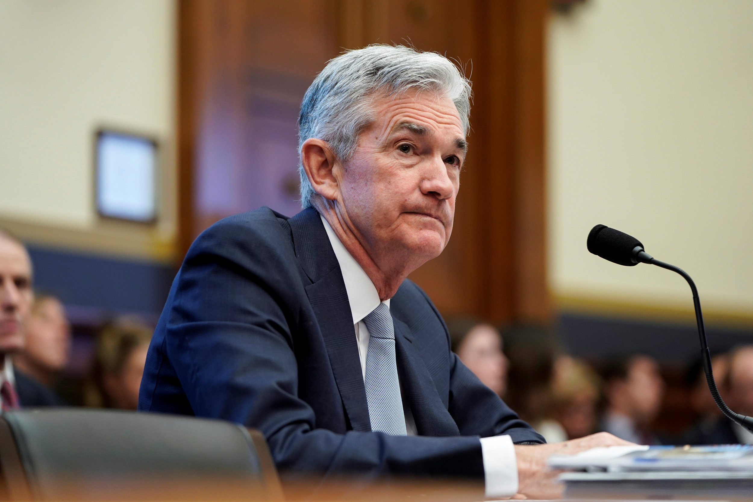Fed holds line on rates, says no more hikes ahead