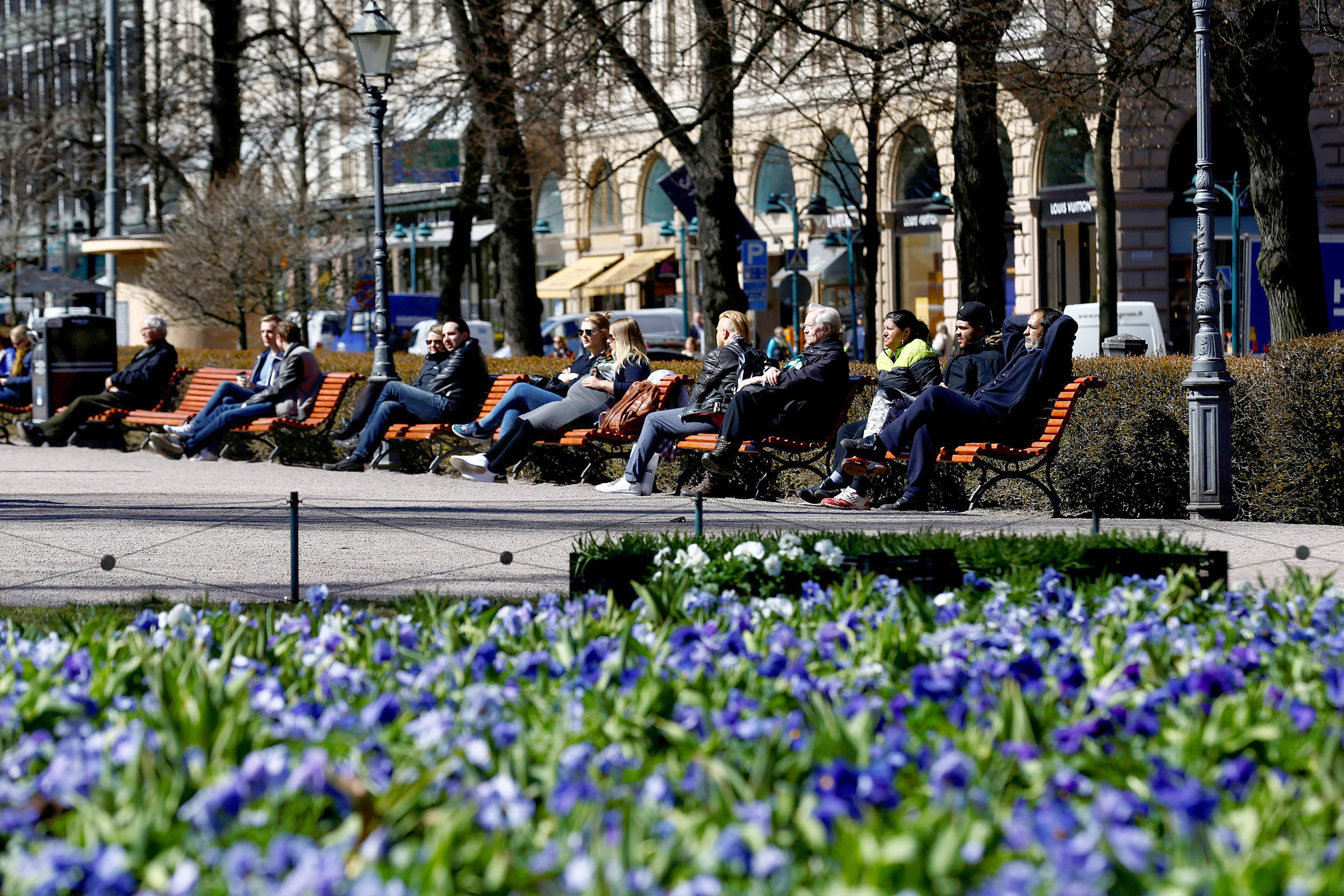 Finland, named world's happiest country, offers 'rent a Finn'