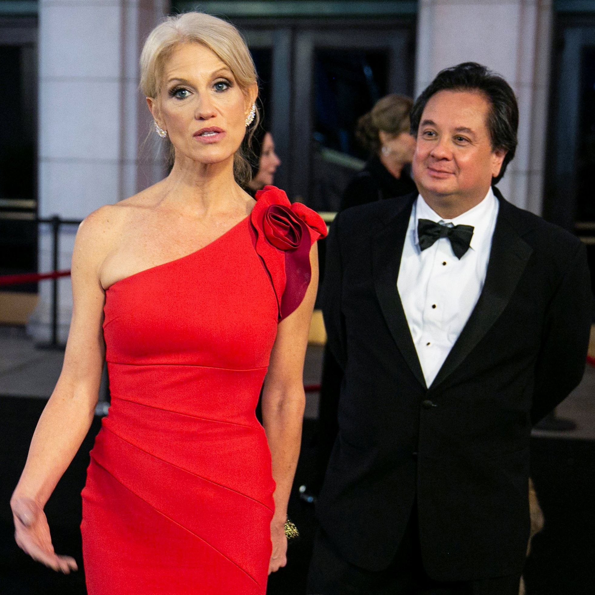 Conway on husband's feud with Trump: 'I'm not being asked to choose'