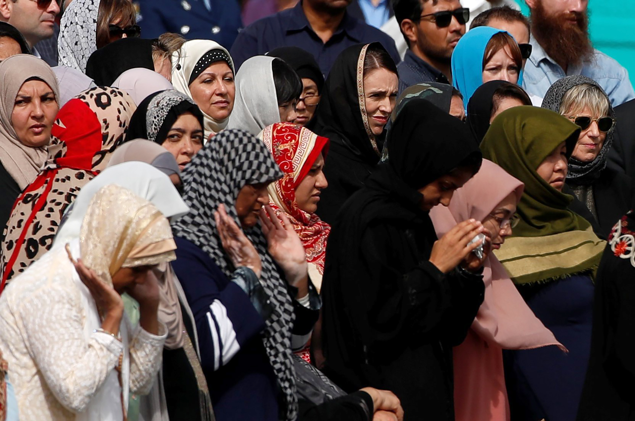 nbcnews.com - New Zealand broadcasts Islamic call to prayer to honor 50 Christchurch victims