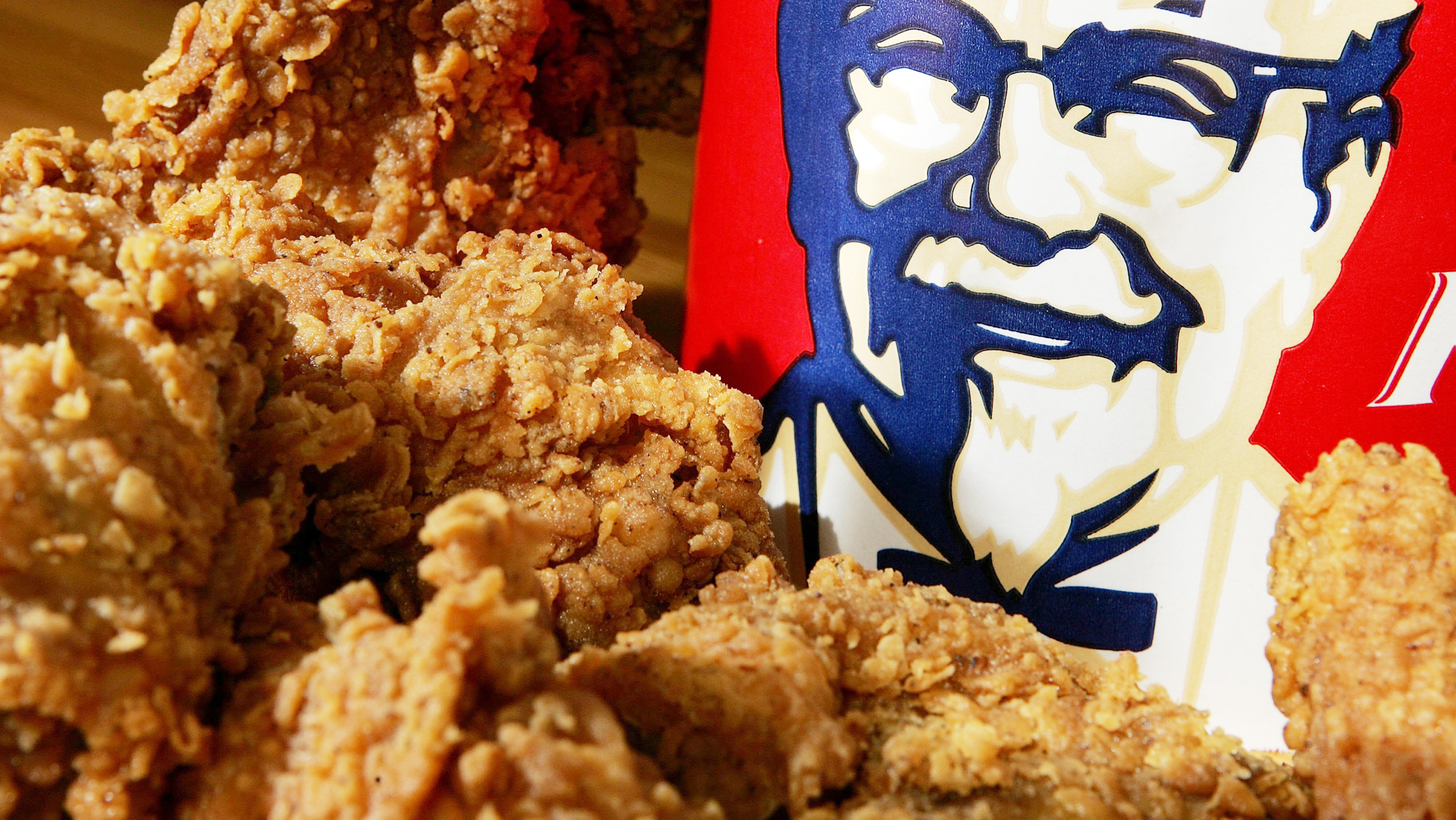 Did Colonel Sanders' nephew accidentally spill the secret to