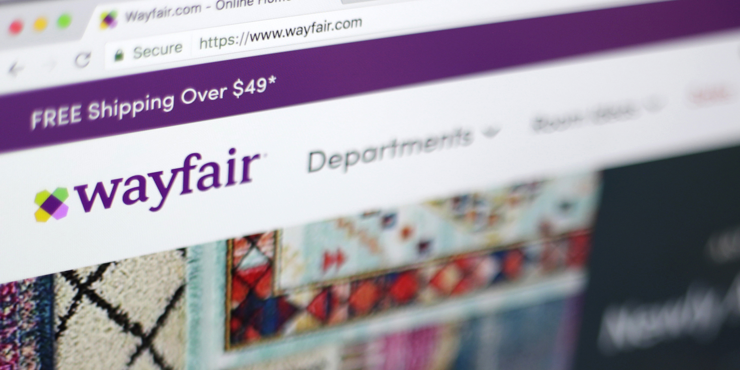 Wayfair employees are walking out in protest over migrant facilities
