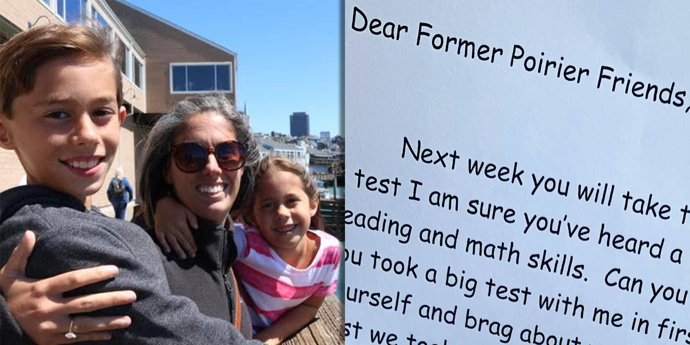 Teacher's note to students about standardized tests is a must-read for all kids