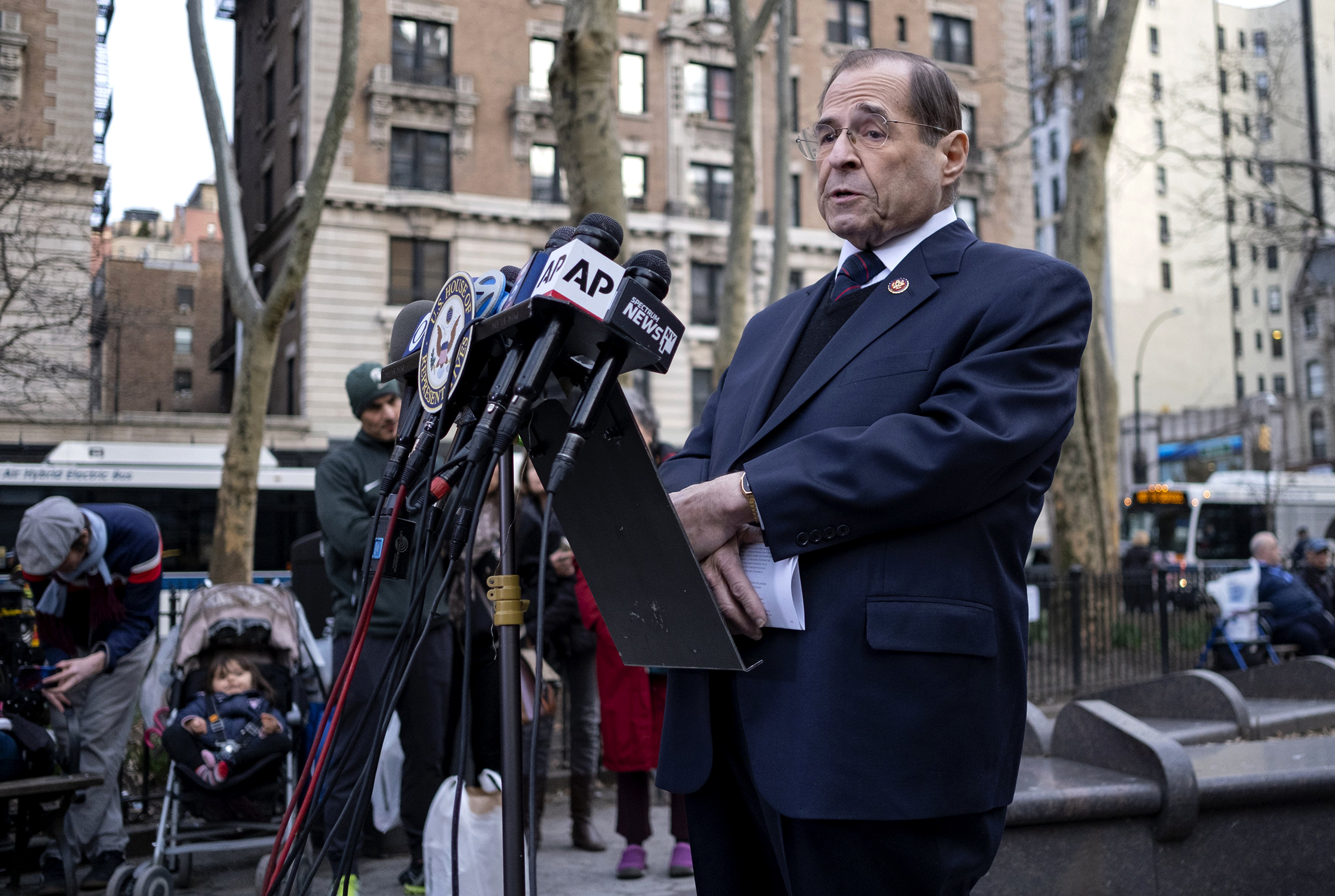 nbcnews.com - Nadler begins conversation about timing for Barr appearance on the Hill