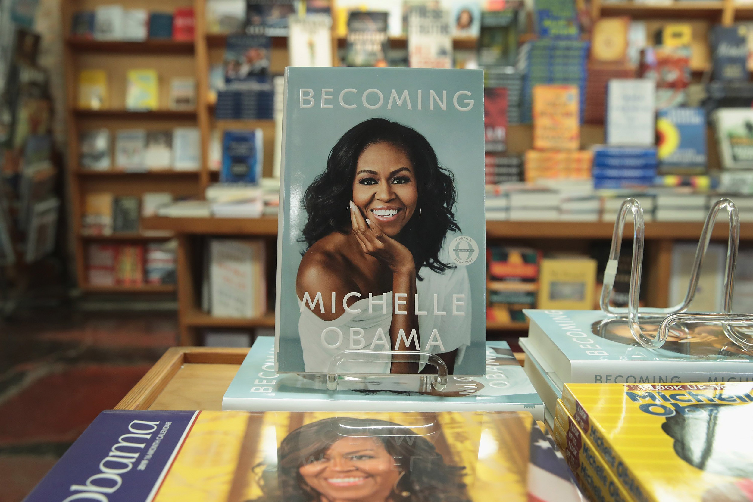 Obama Book List 2020.Michelle Obama S Book Is Set To Become The Best Selling