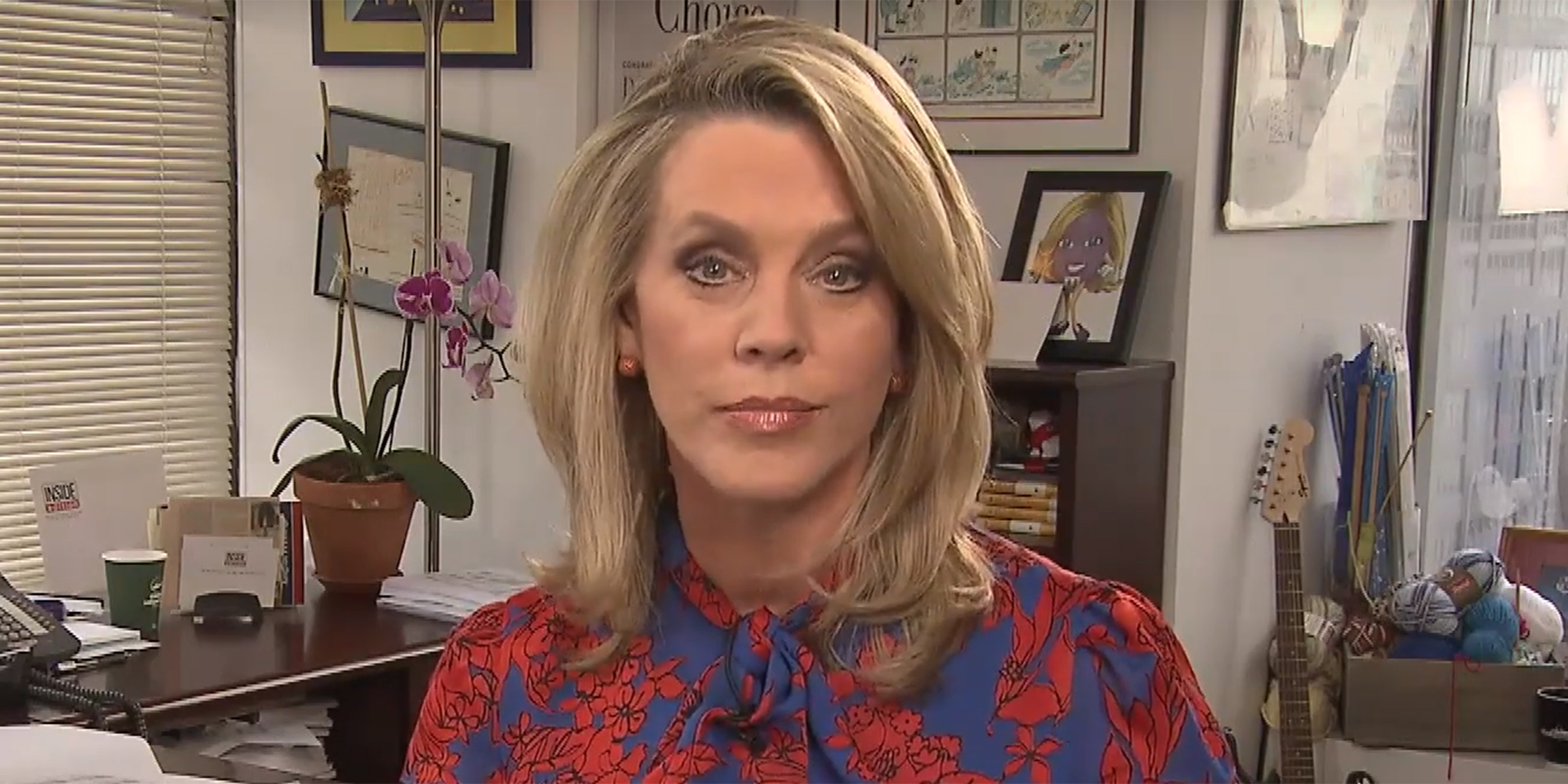 Deborah Norville Undergoes Surgery For Cancerous Thyroid Nodule