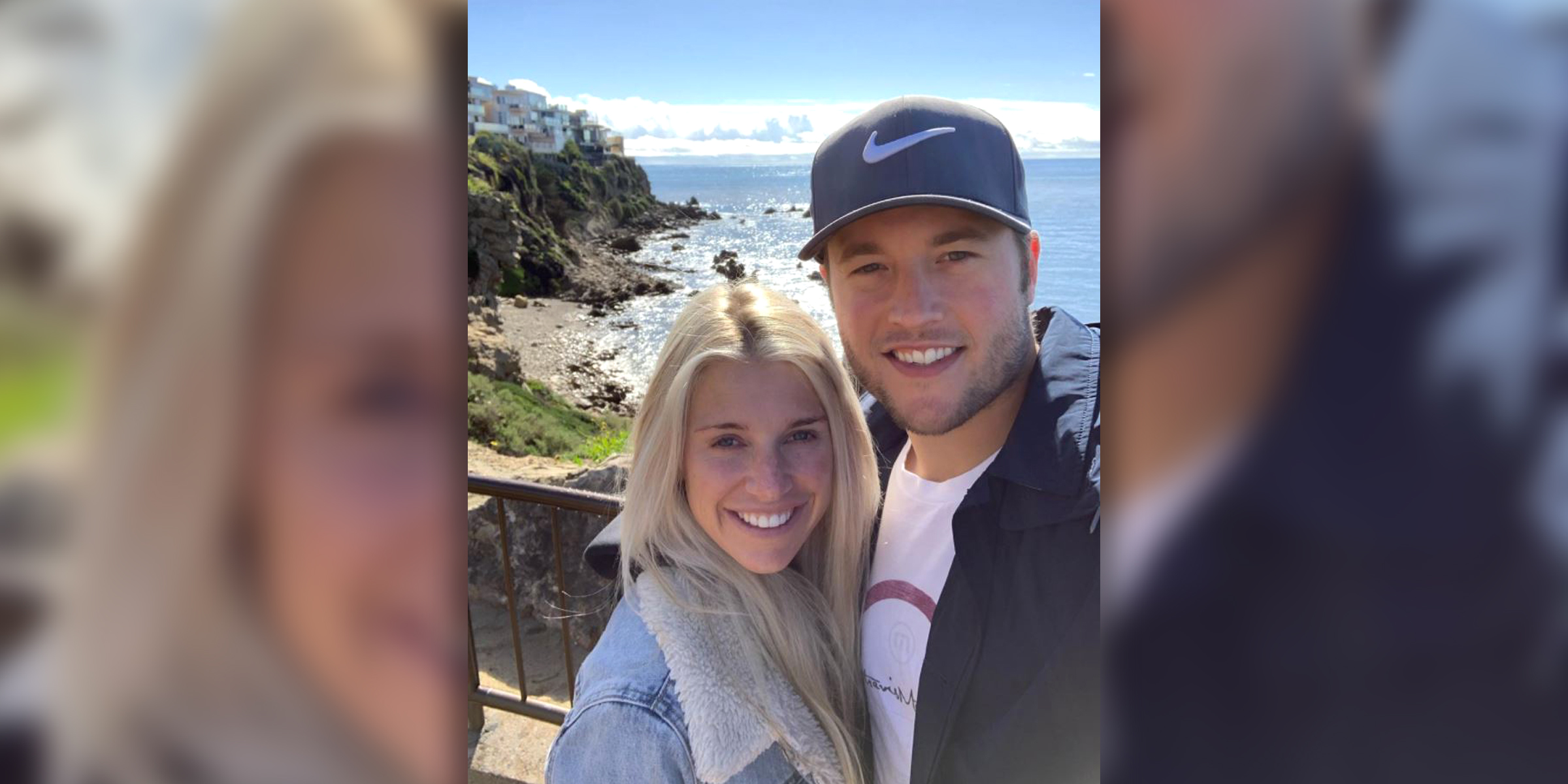 Wife Of Nfl Quarterback Matthew Stafford Reveals She Has Brain Tumor
