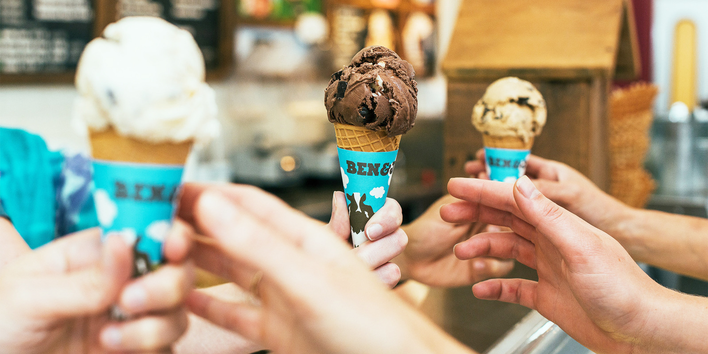 Ben & Jerry's officially cancels Free Cone Day because of coronavirus