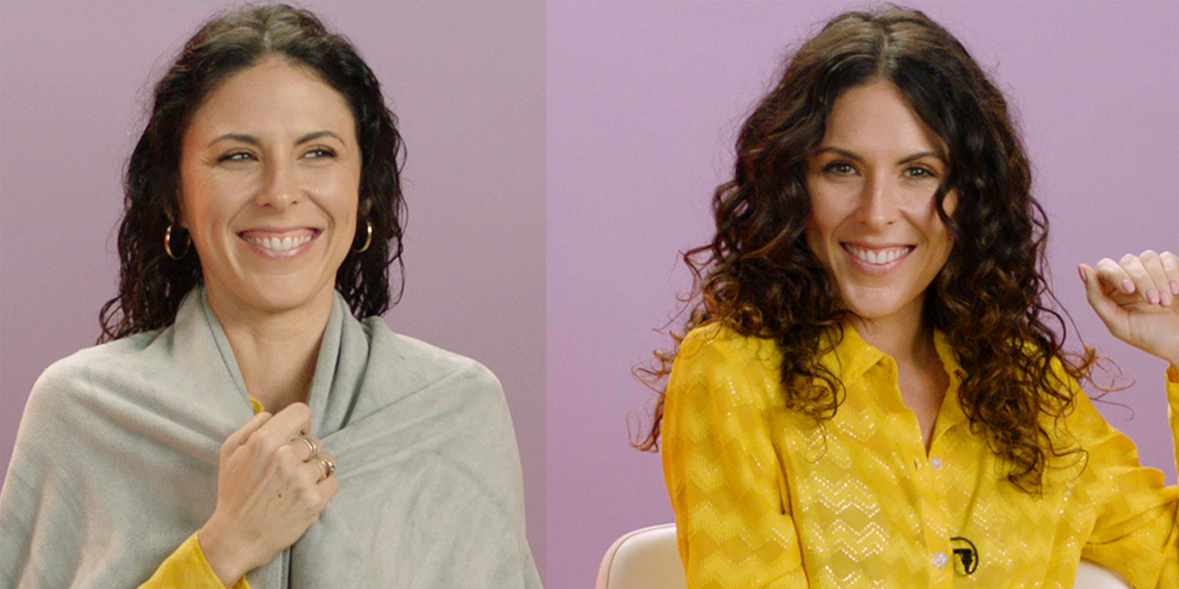How To Style Curly Hair In 5 Easy Steps