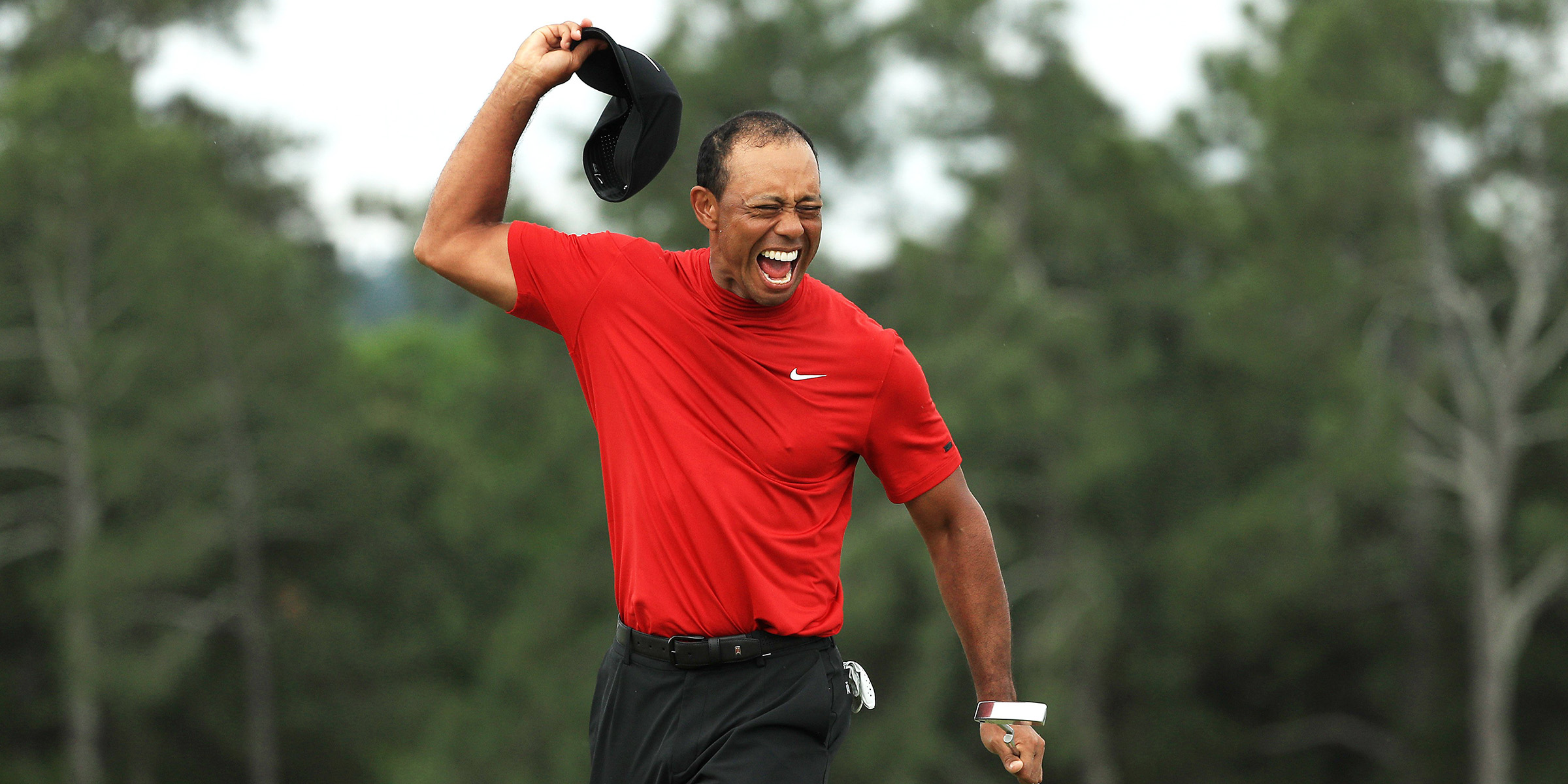 flipboard  tiger woods makes fun of his hair loss after