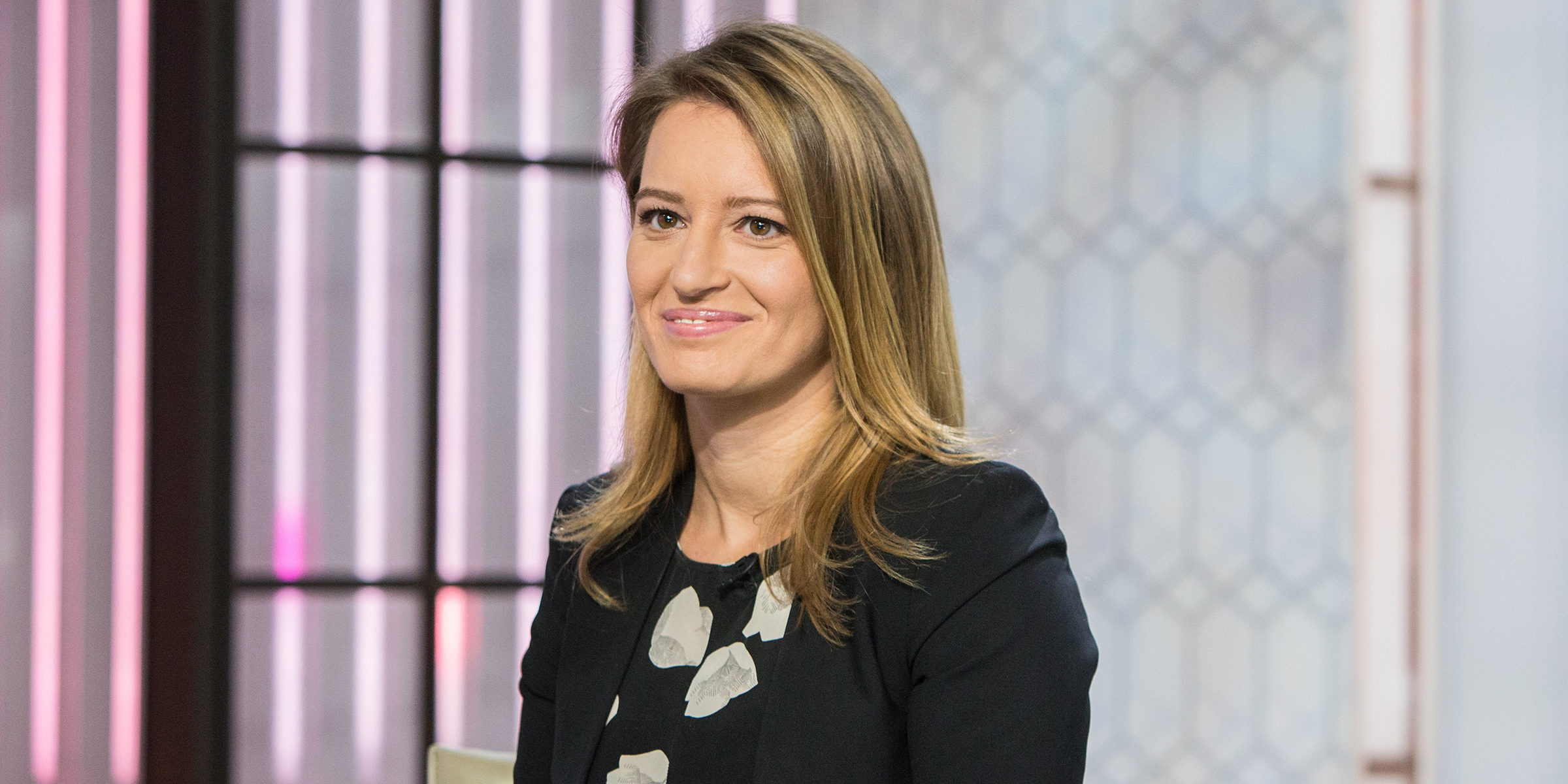 Msnbcs Katy Tur And Husband Announced Birth Of First Child