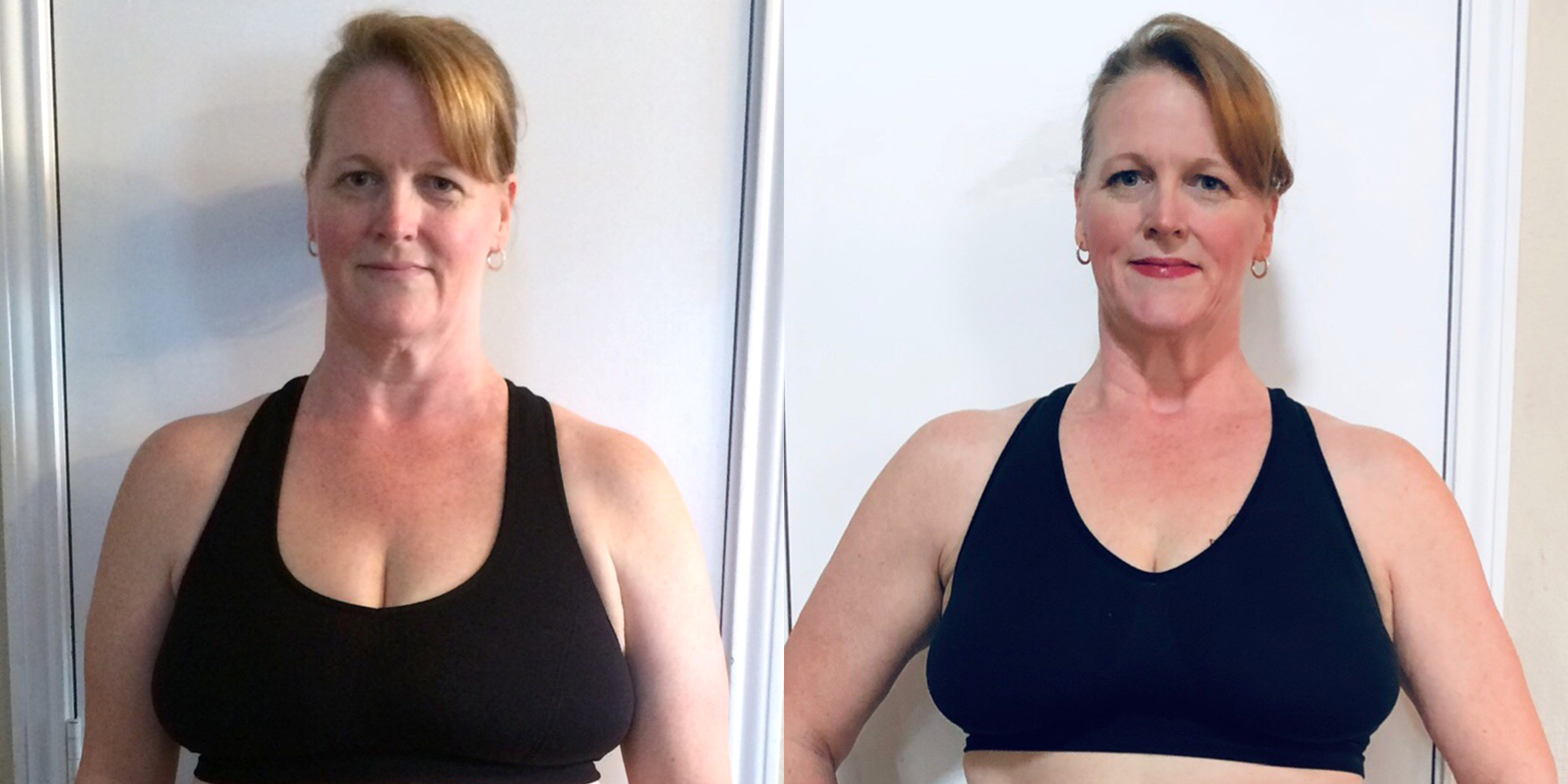 'It's never too late': Woman loses 117 pounds at 48 years old