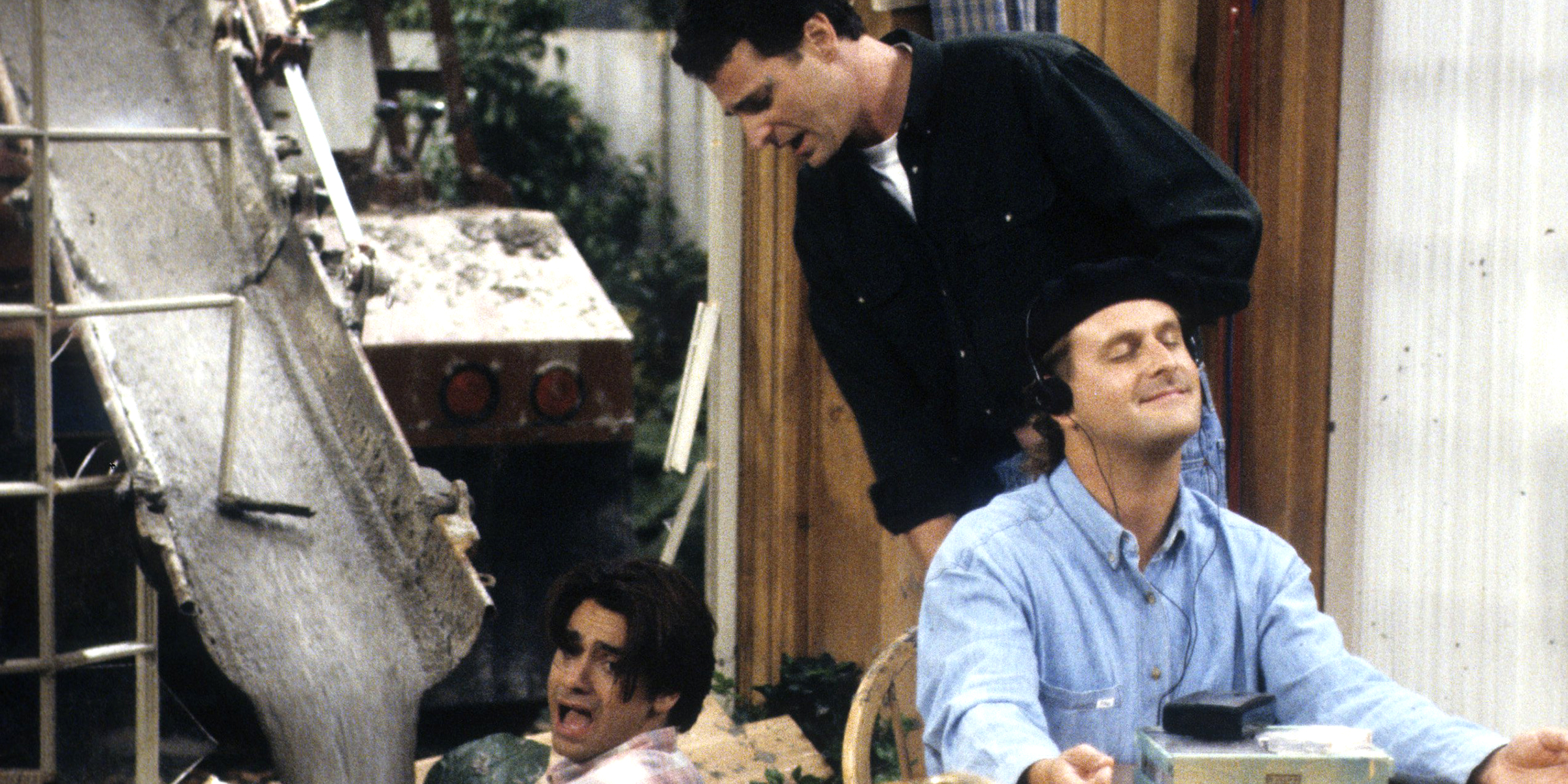 Dave Coulier weighs in on his funniest 'Full House' moment