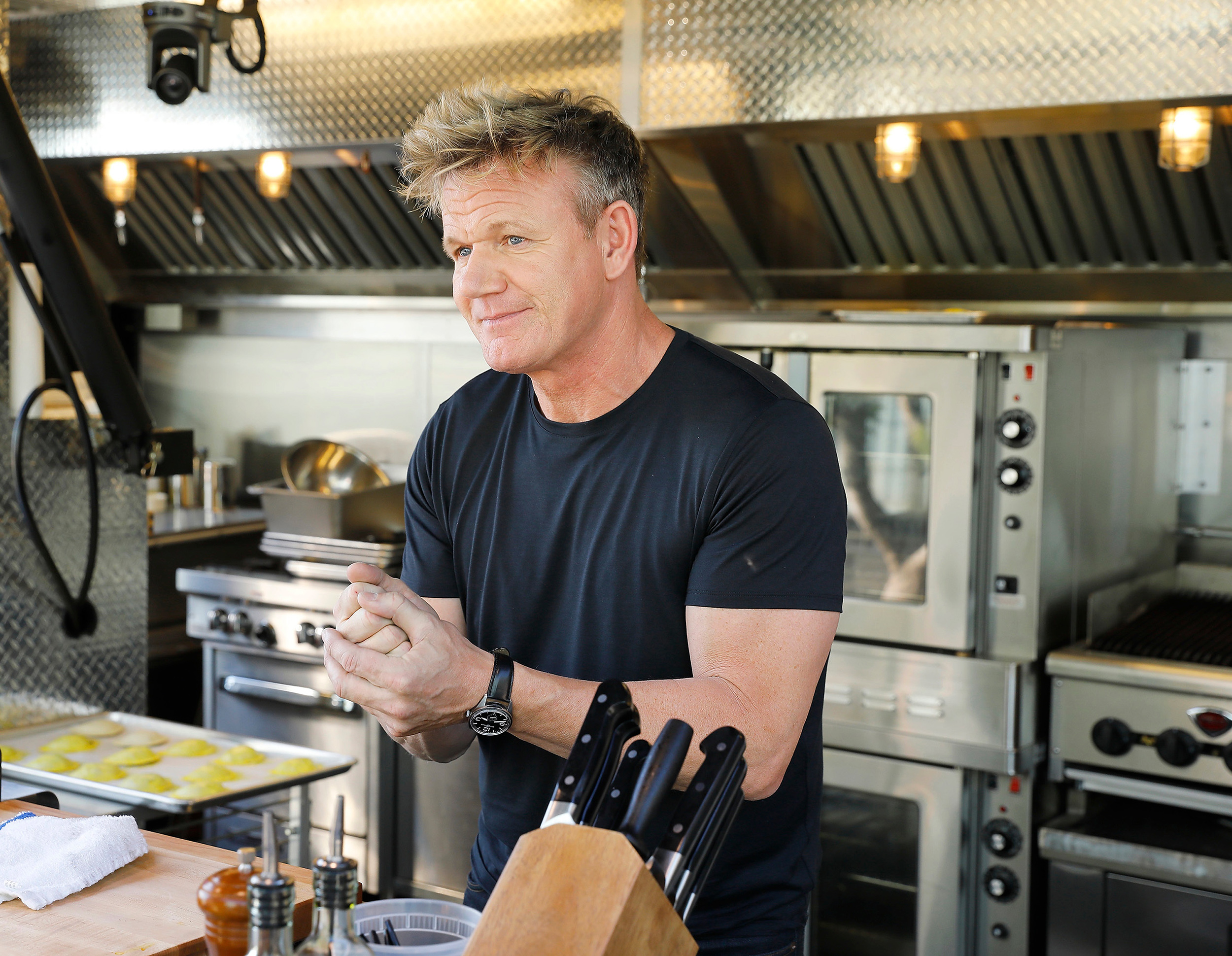 In Gordon Ramsay's Lucky Cat, an 'Asian