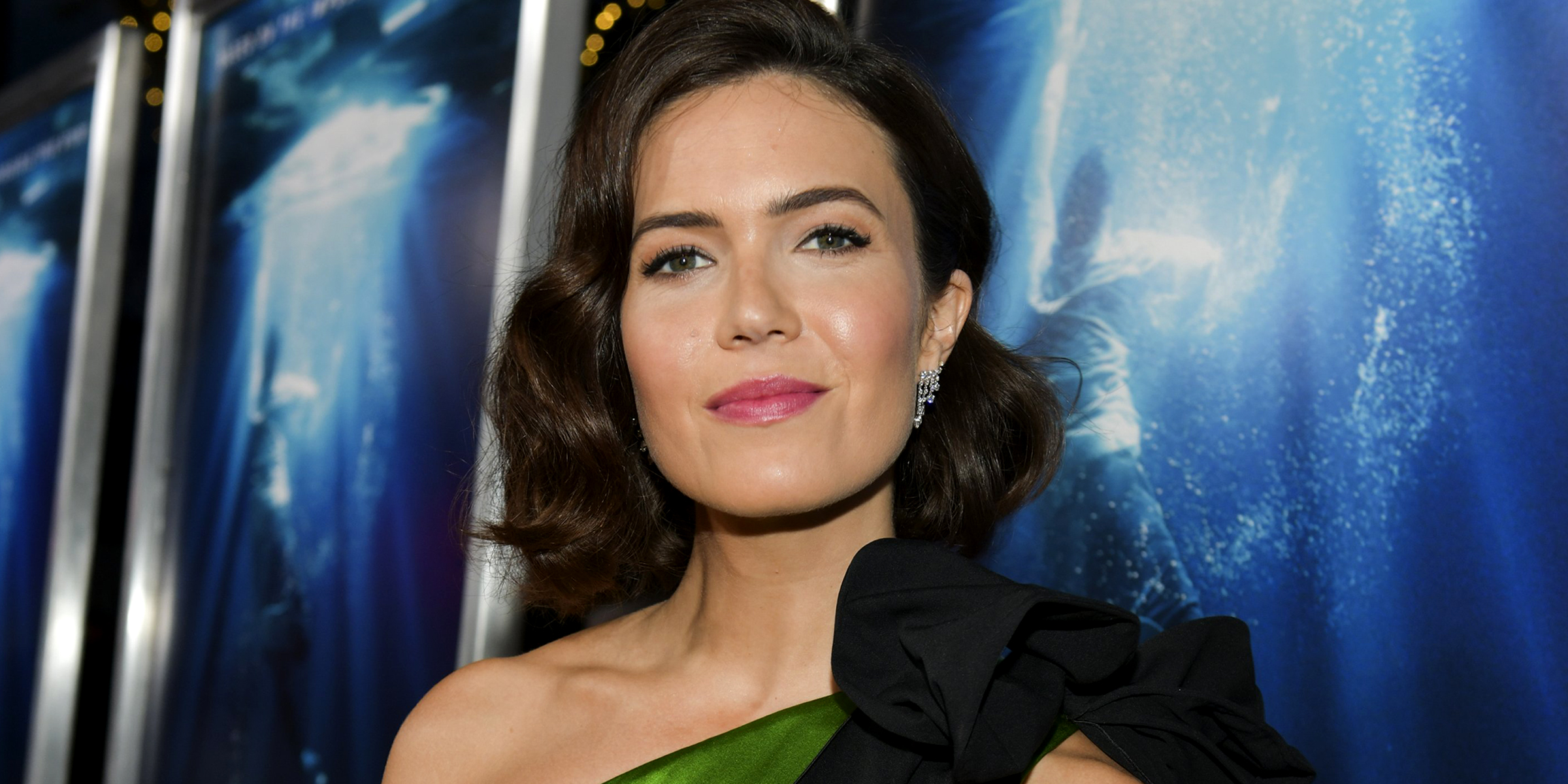 Mandy Moore reveals why she wasn't hesitant to marry a 2nd time