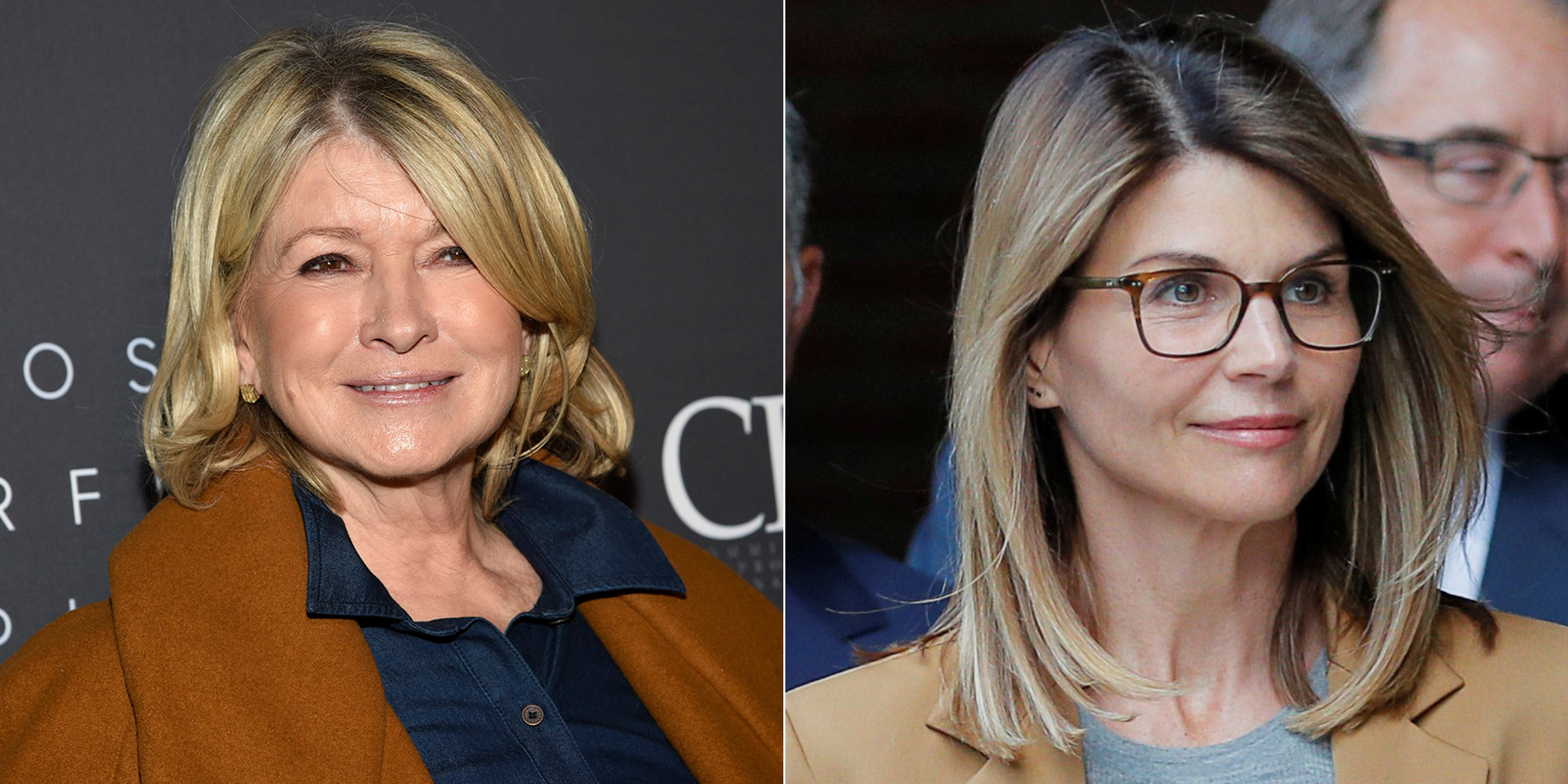 Martha Stewart 'feels sorry' for Lori Loughlin, Felicity Huffman college scandal troubles