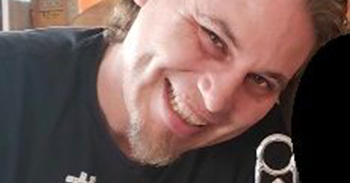 Troy Wigington still missing after leaving California home on foot