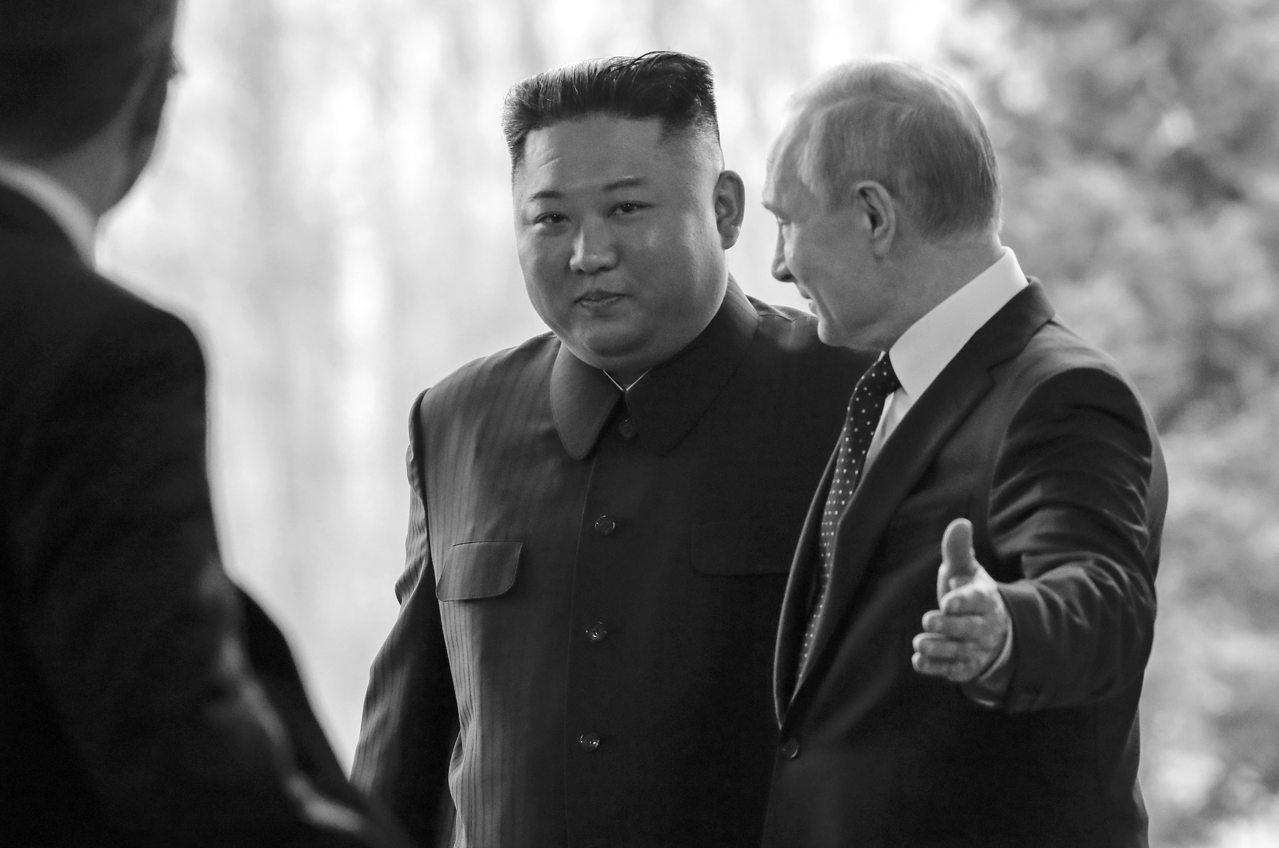Vladimir Putin Is A Better Match For Kim Jong Un Than Donald Trump Ever Was