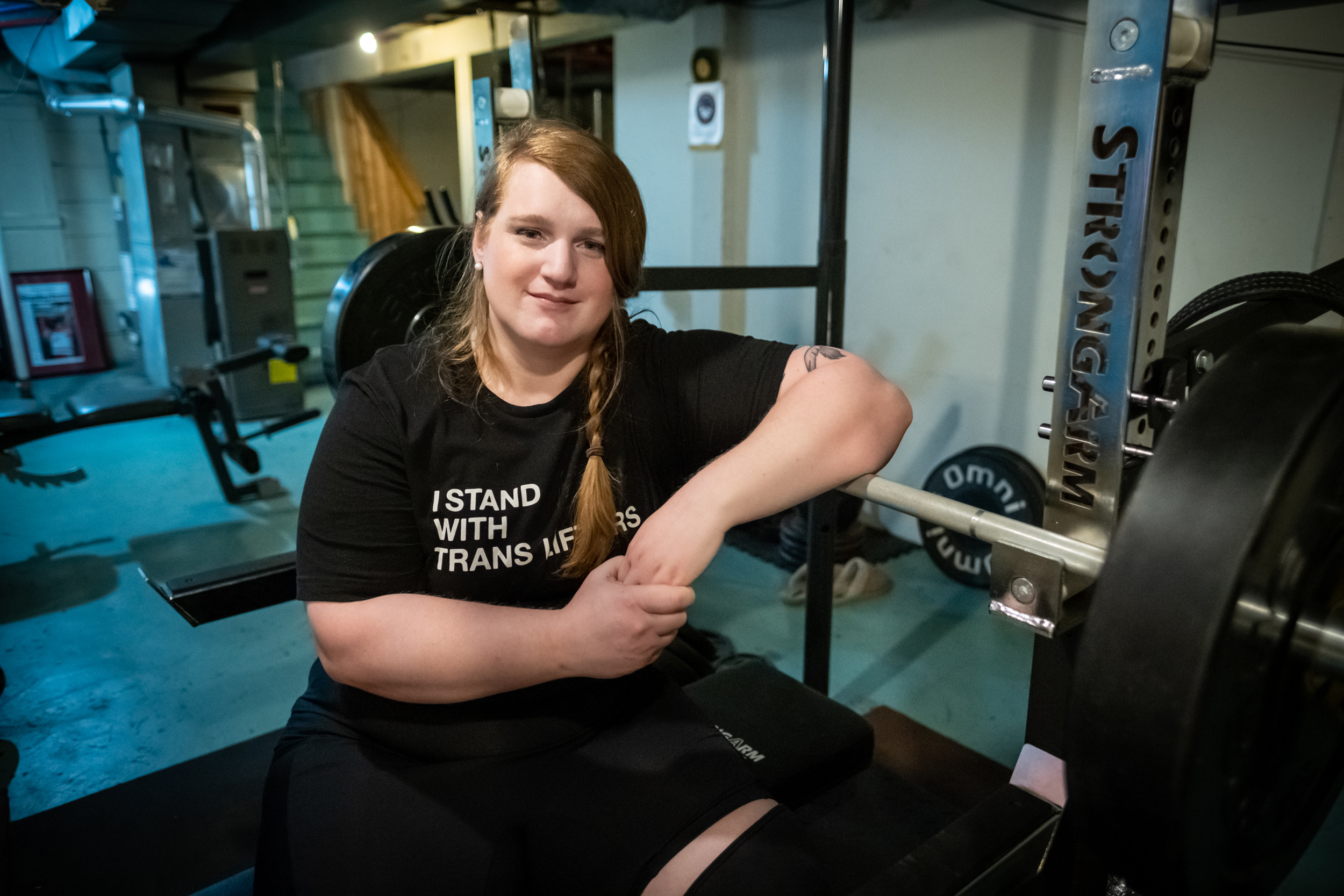 Stuck On The Sidelines A Transgender Powerlifter Fights For The Right To Compete