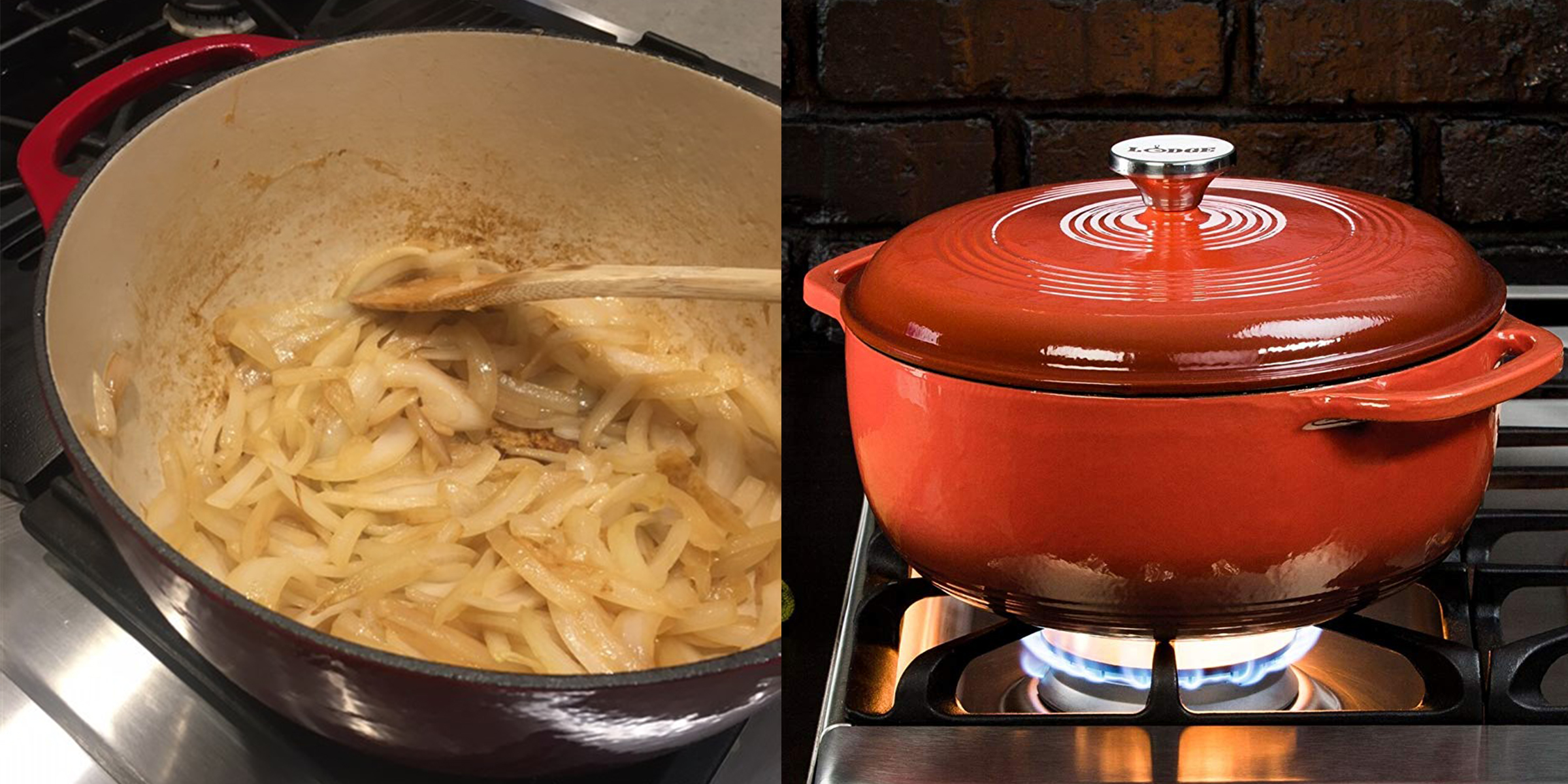 Lodge S Cast Iron Dutch Oven Is Cheap And As Good As Pricey Models