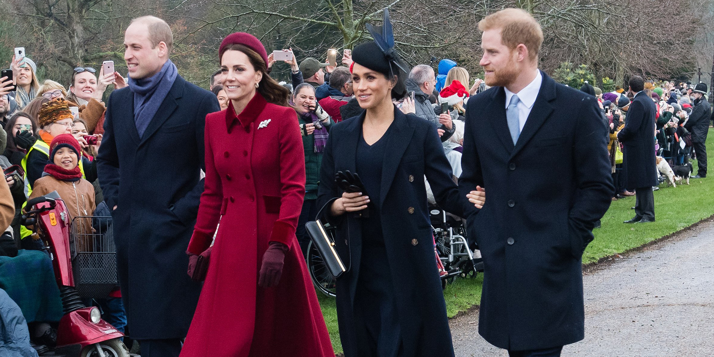 583a9ccfd Prince Harry and Meghan Markle unfollowed Prince William and Kate Middleton  — here s why