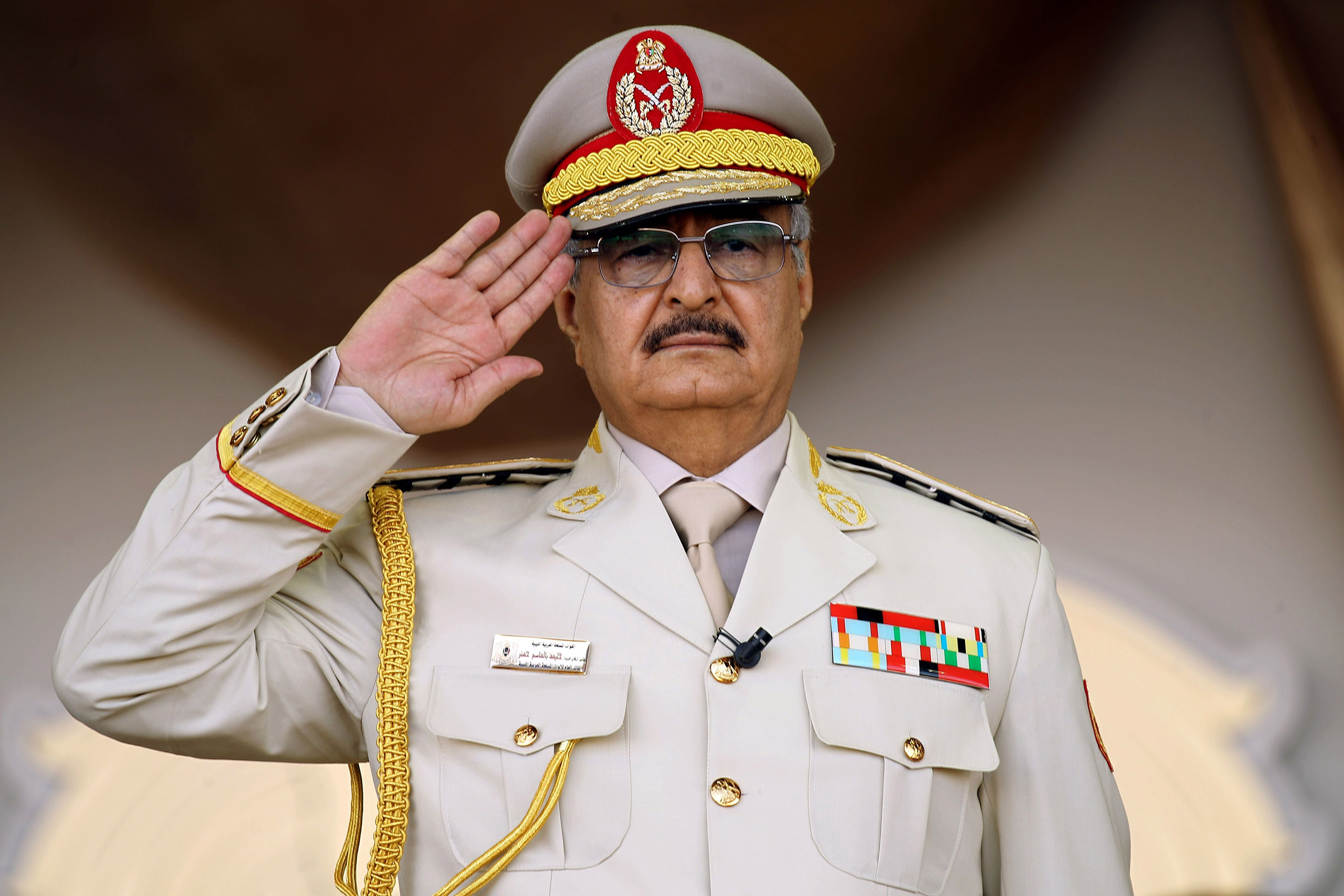 Families sue Libyan warlord Khalifa Haftar in U.S. court for death of  relatives